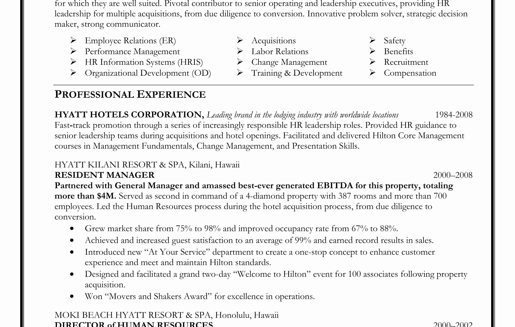 Information Technology Resume Template Word - Information Technology Resume Templates Microsoft Word Information