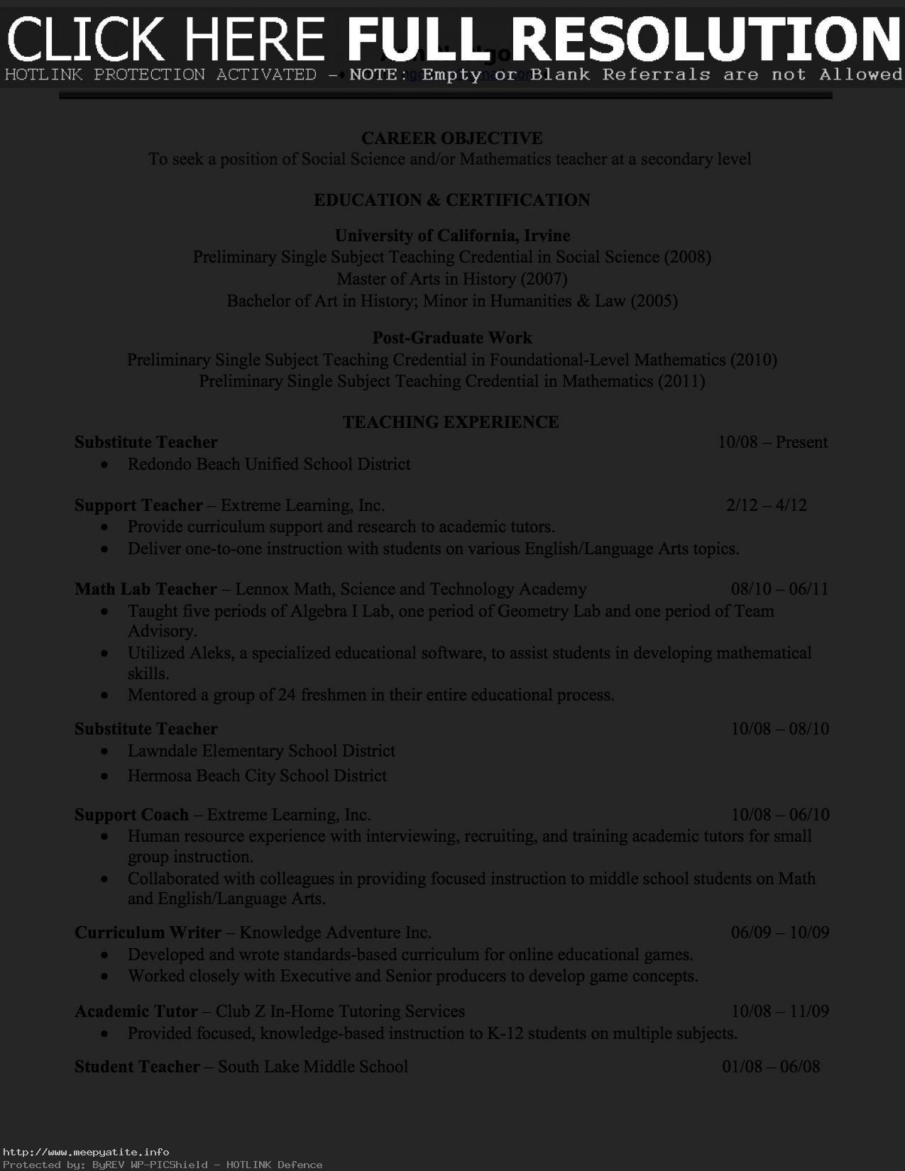 Inroads Resume Template - Resume Template Resume Template Tips forbes Ideas Samples