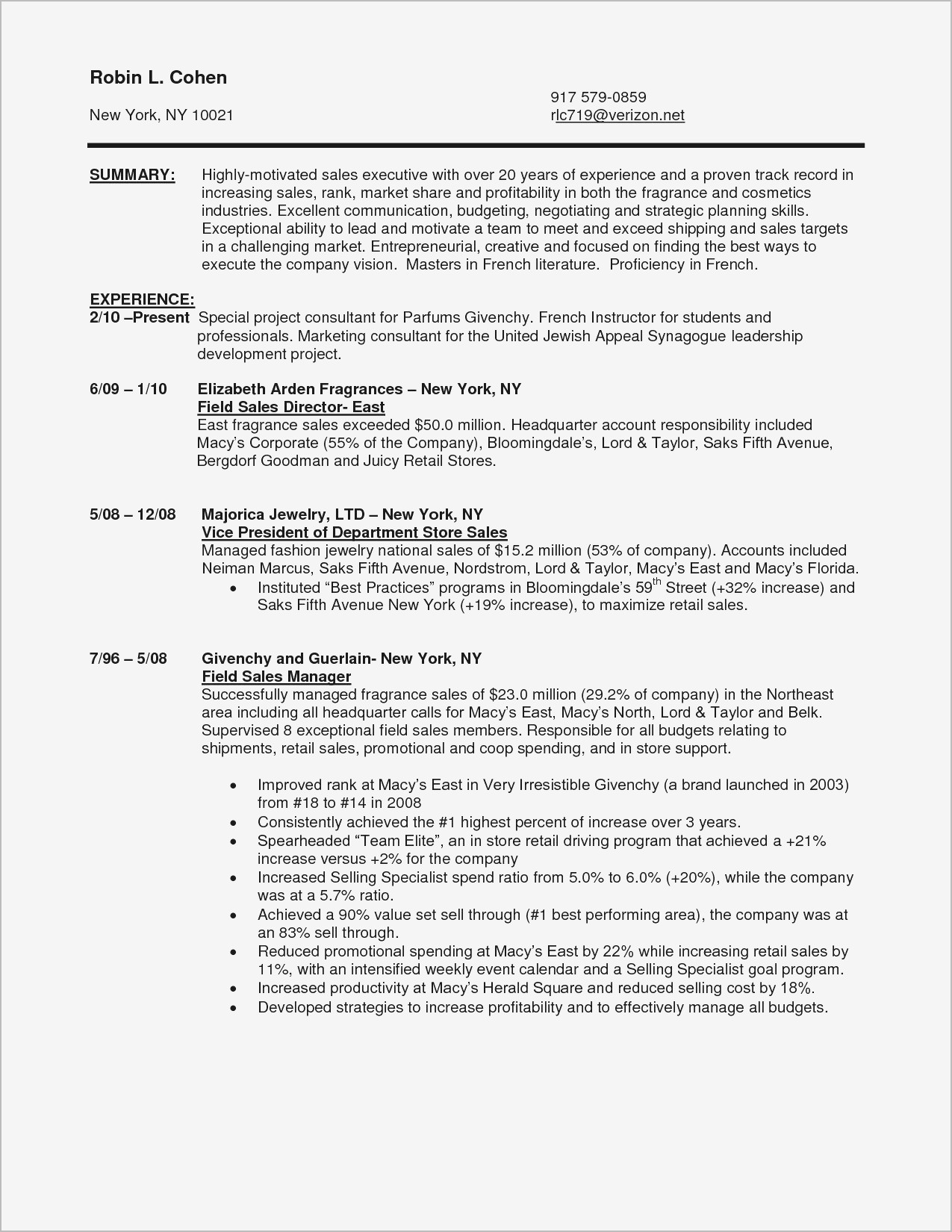 Internal Resume Example - Resume for Internal Promotion Template Sample Pdf Beautiful American