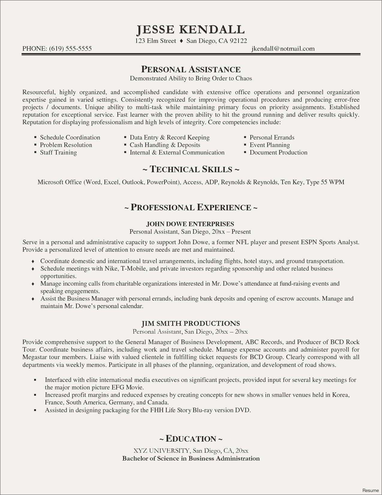 Internal Resume Sample - Fresh Registered Nurse Resume Samples Free