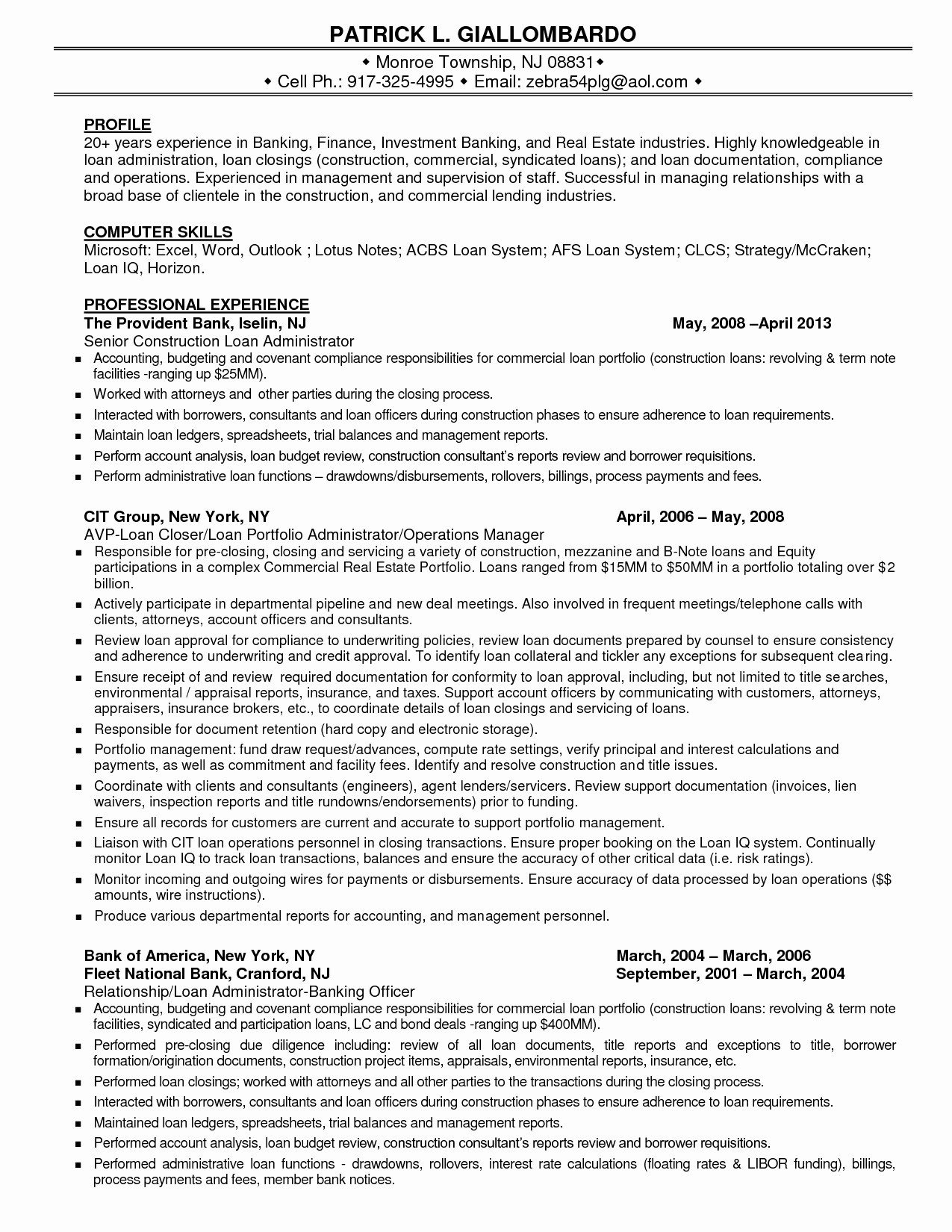 Investment Banking Resume Template - Investment Banking Resume Review which Usually Ten is Utilized