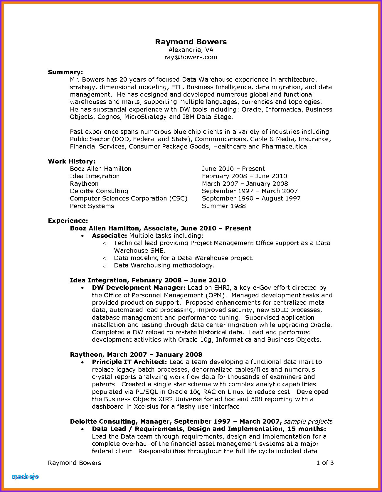 It Director Resume - It Director Resume Best Examples Resumes Ecologist Resume 0d It