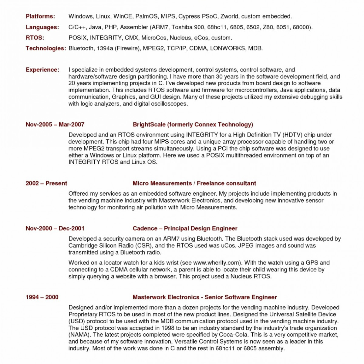 It Resume Skills - Resume It Dazzling It Resume Sample Pr Resume Template Elegant
