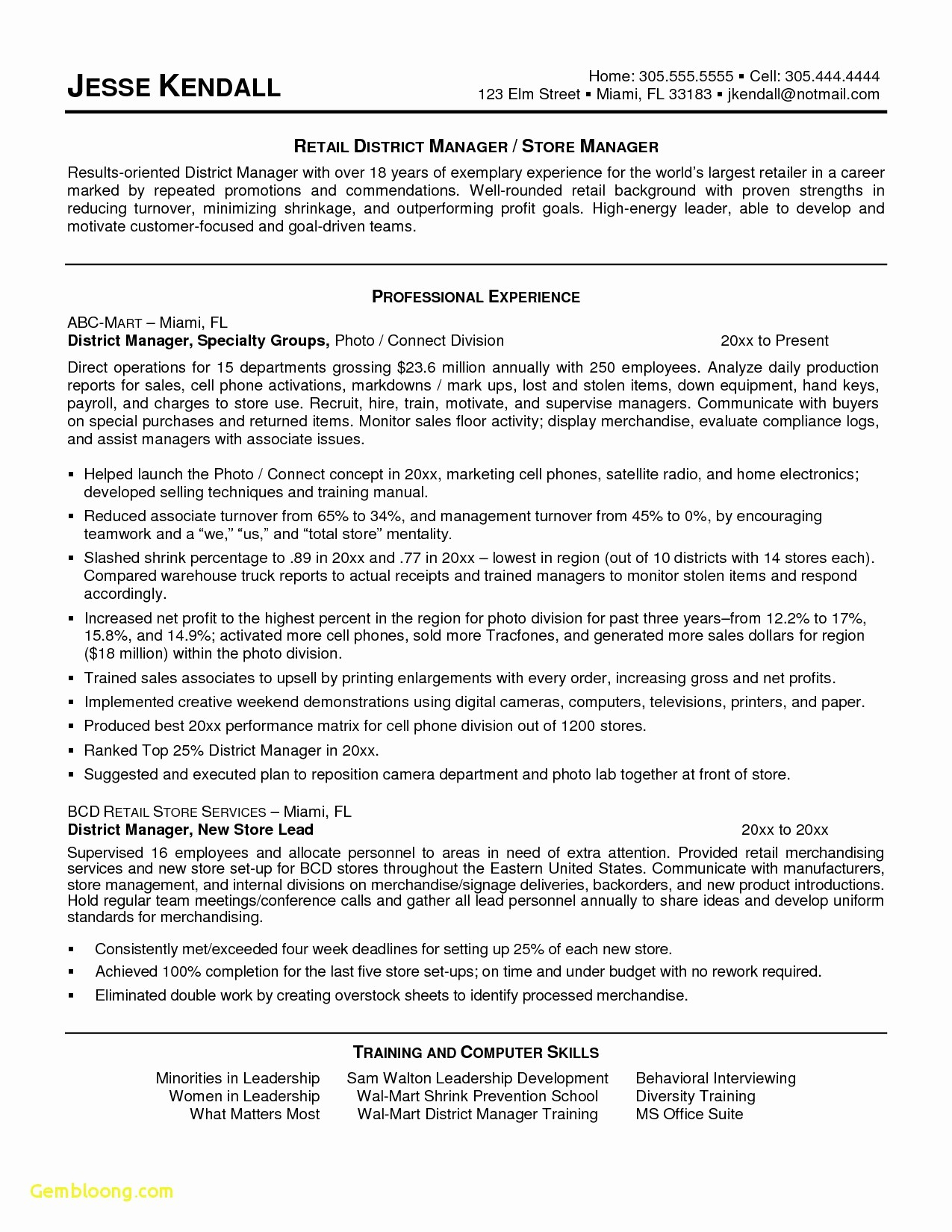 It Resume Writing Services - Writing A Great Resume Beautiful 20 Skills for Managers Resume