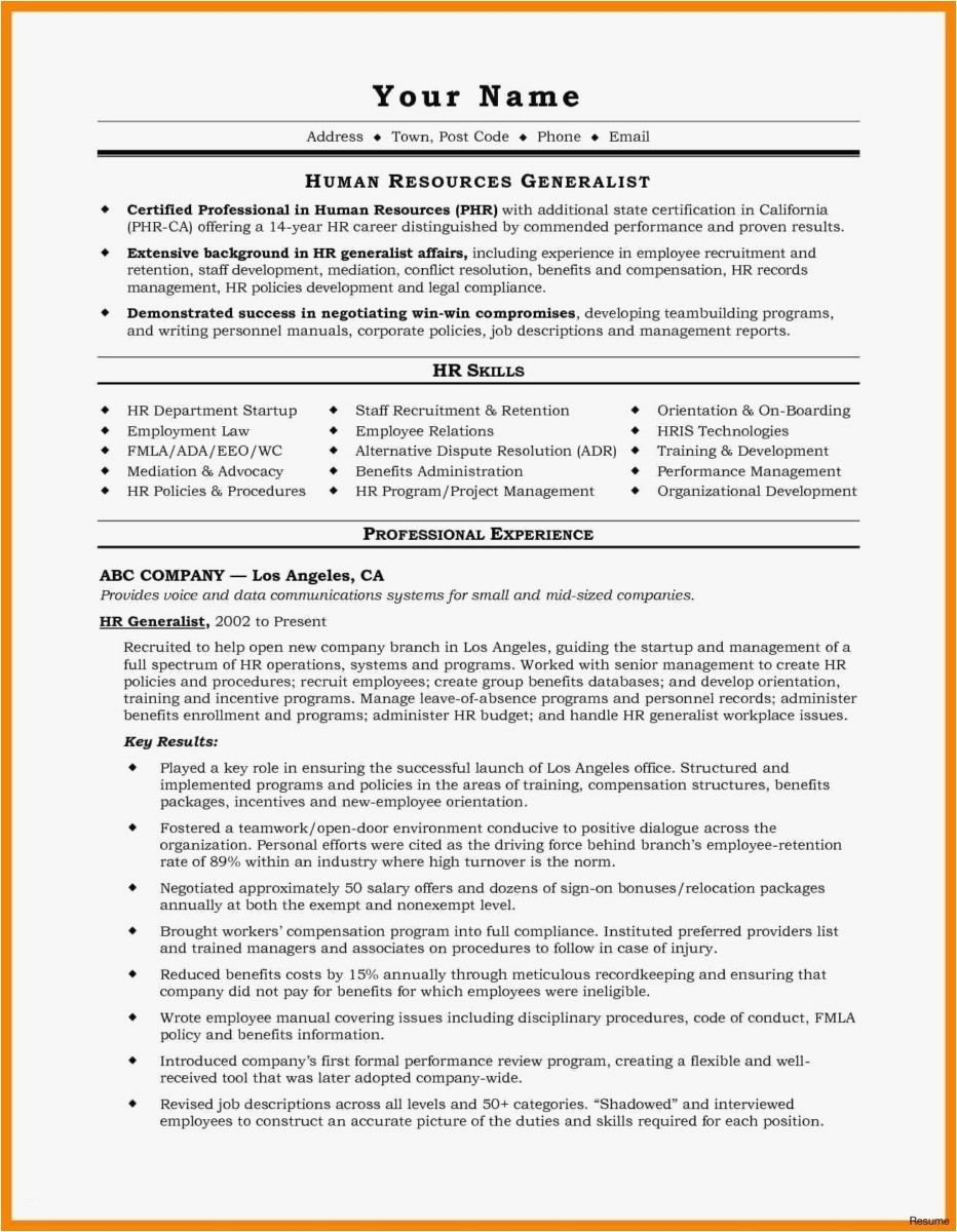 Java Developer Resume - Java Projects for Resume New A Resume is Elegant How to Design A
