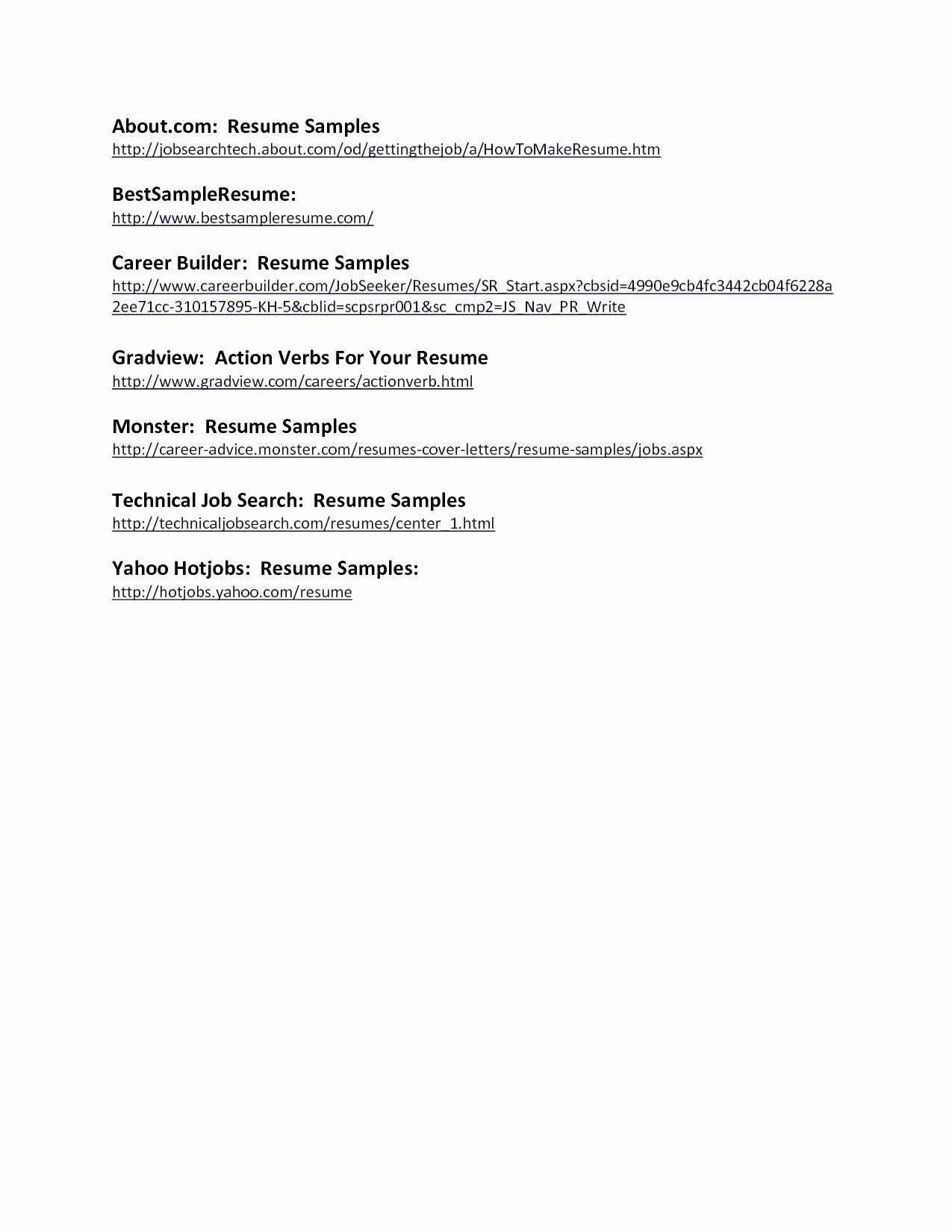 Job Resume Template - Professional Resume Template Free Awesome Job Resume Sample Unique