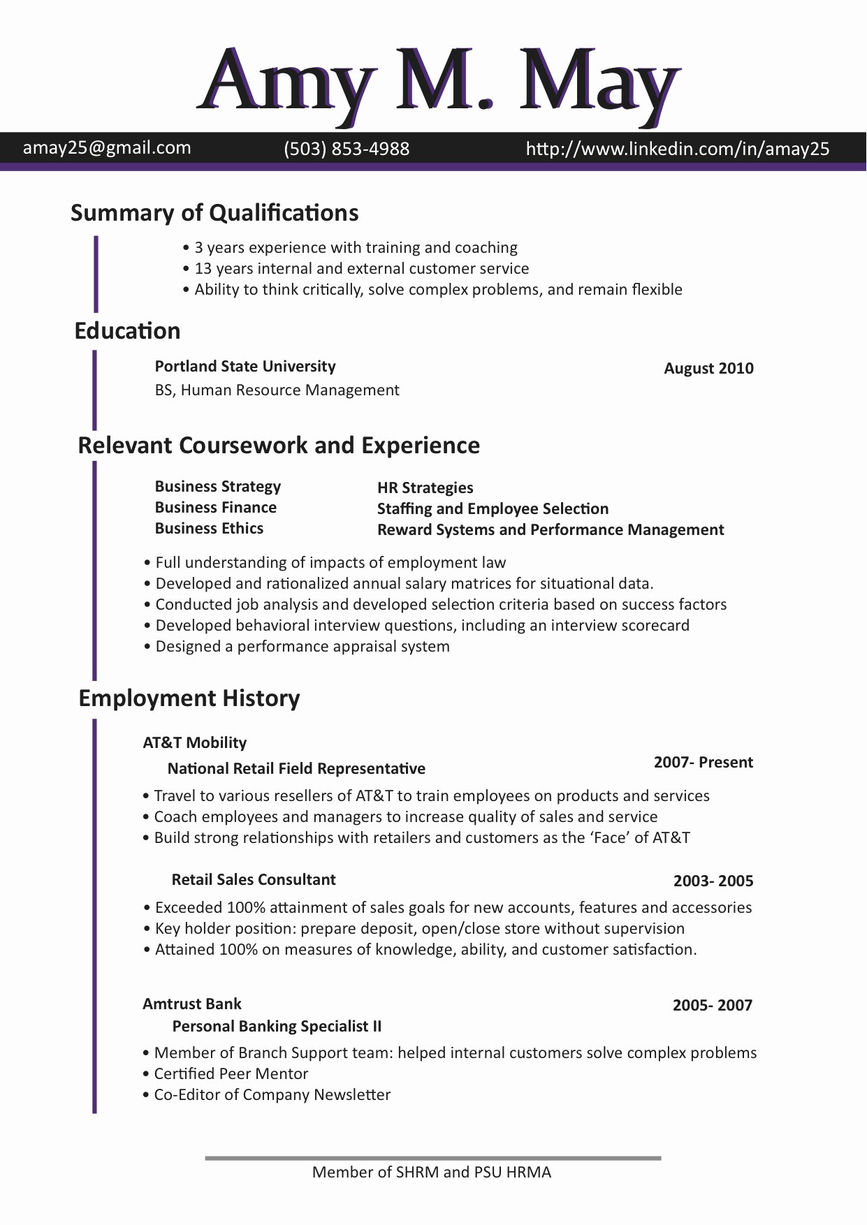 Job Search Resume - Example Search Resumes for Free for A Employer Vcuregistry