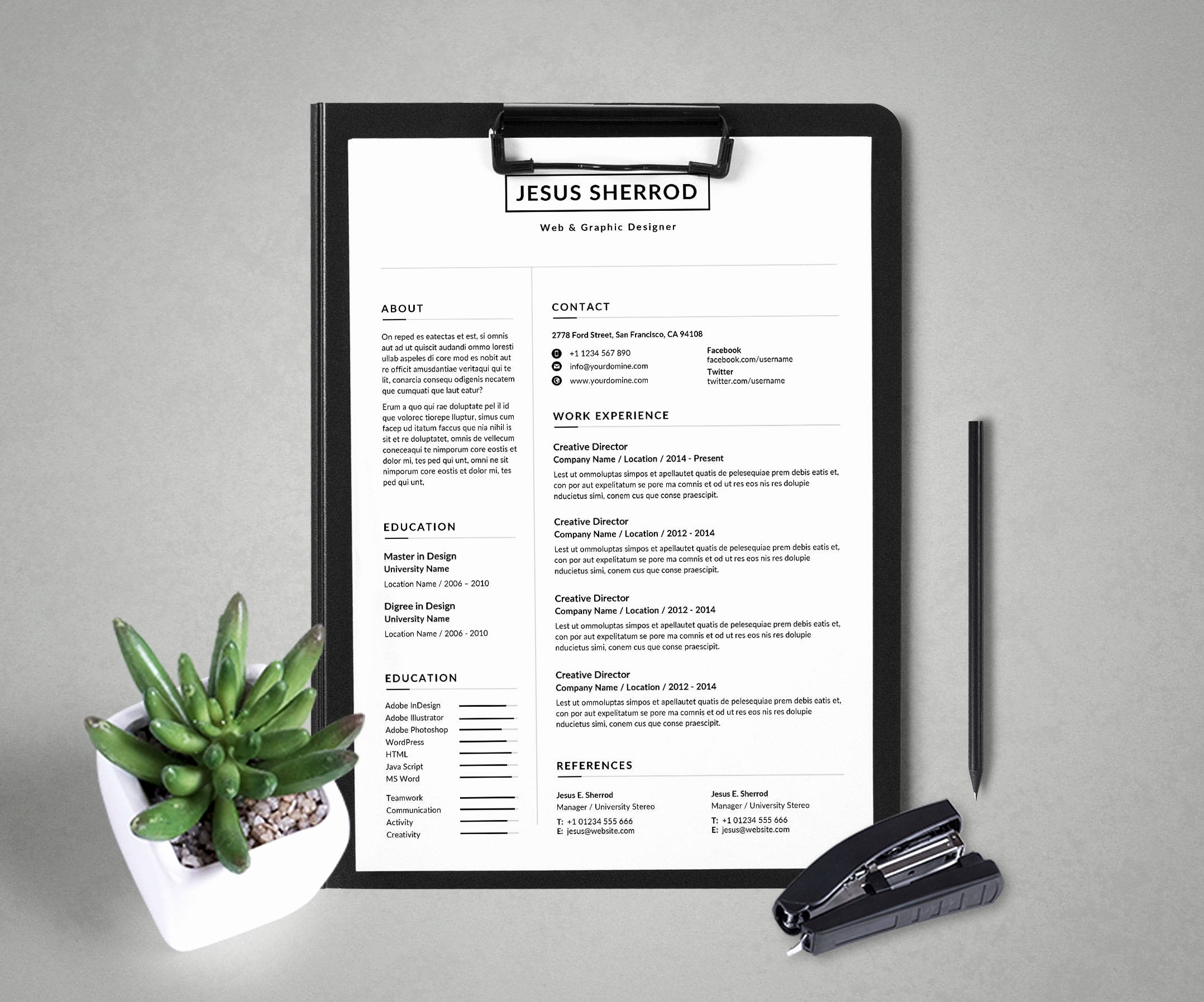 Jr Web Developer Resume - 23 Elegant Junior Web Developer Resume
