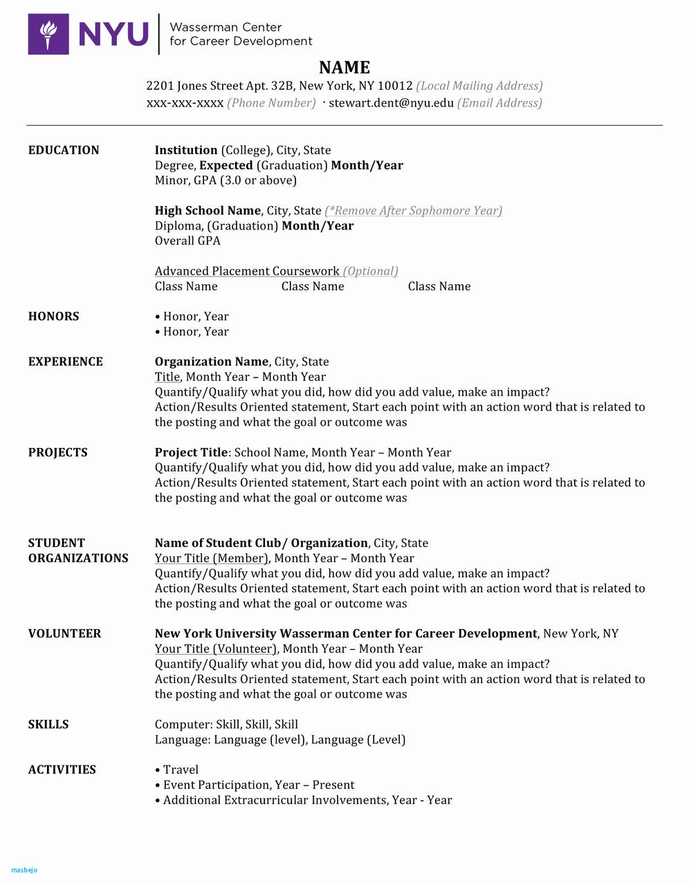 Ken Coleman Resume Template - Resume Template Word Download Unique Resume Templates Word Free