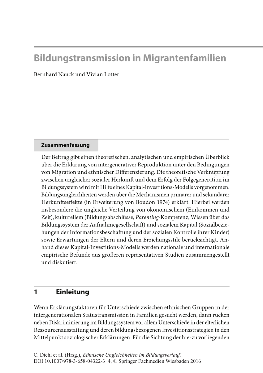 Ken Coleman Resume Template - Pdf Bildungstransmission In Migrantenfamilien