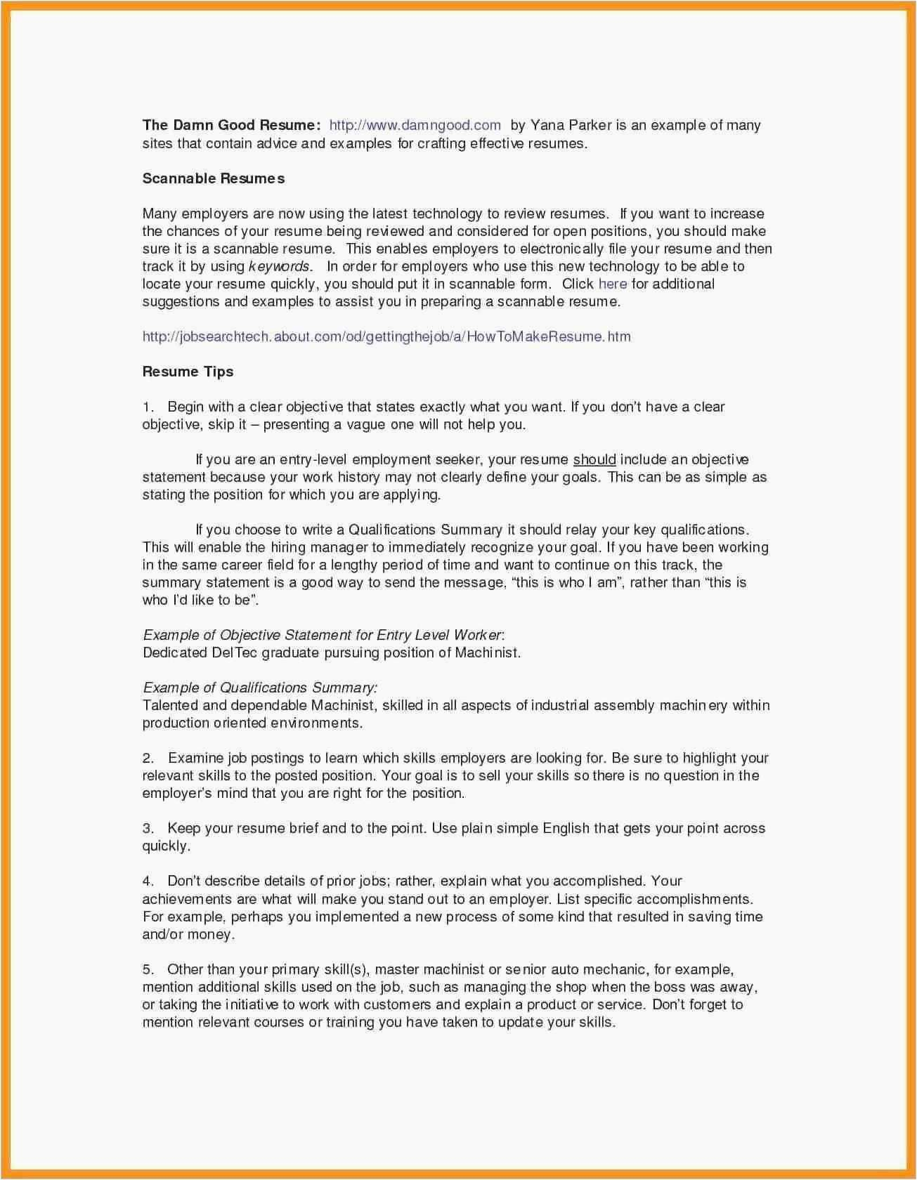 Key Qualifications Resume - 20 Best Writing A Resume Objective Simple
