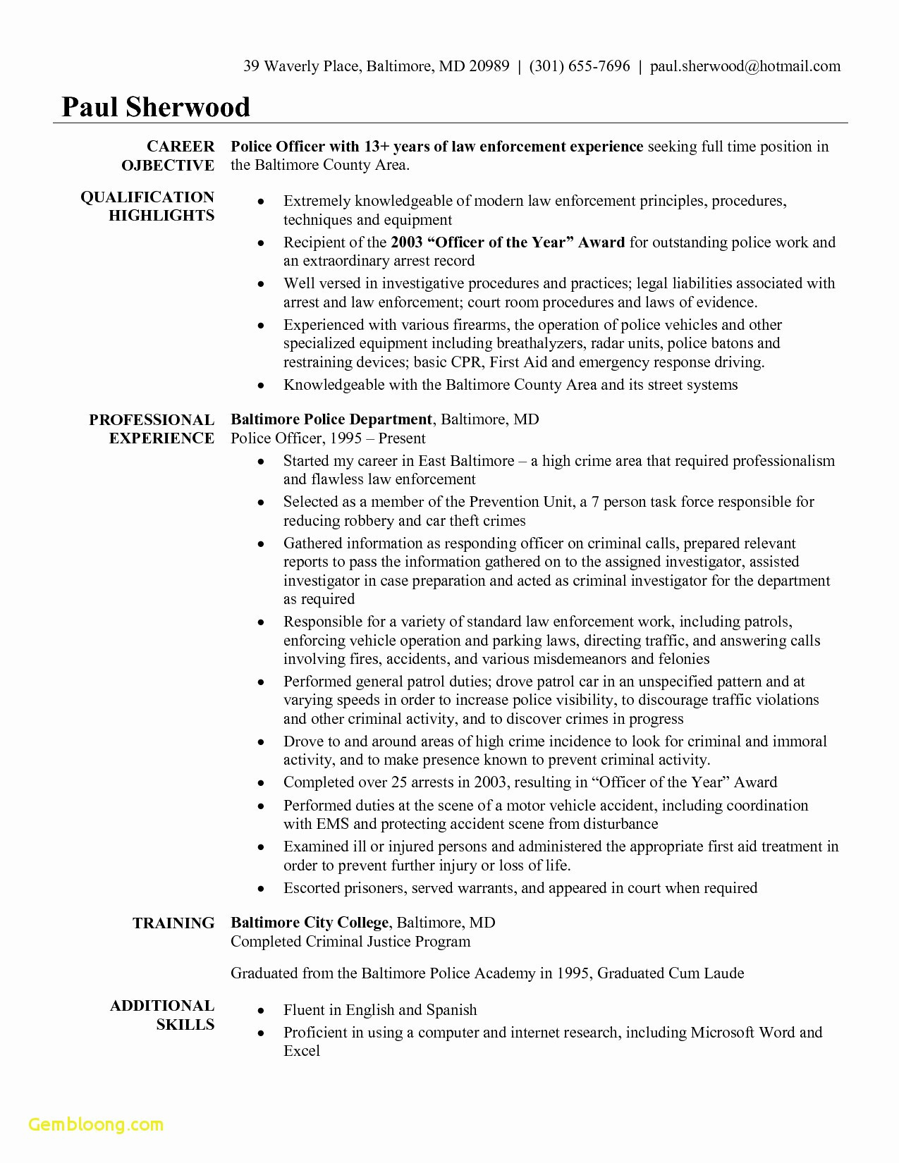 Law School Resumes - Incredible Law School Resume Template