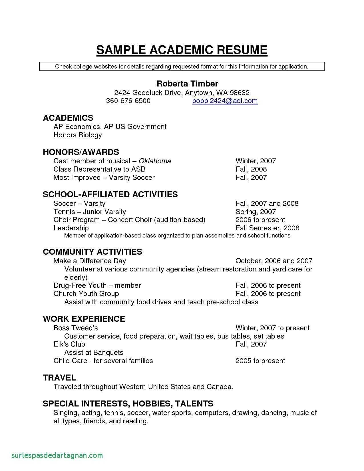 Lawn Care Resume - 30 Awesome Lawn Care Resume