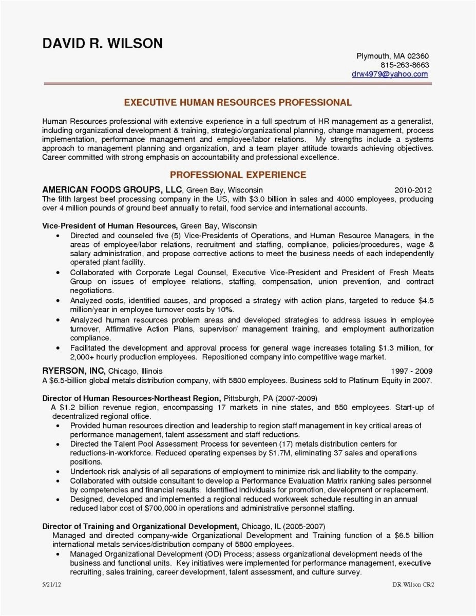 Leadership Qualities for Resume - Leadership Skills Resume New Unique Federal Government Resume