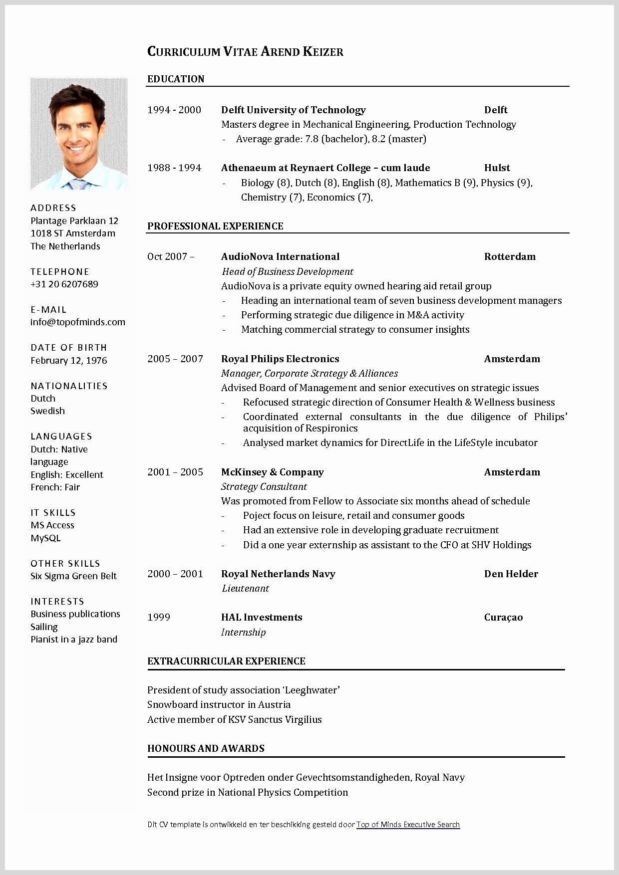 Libreoffice Resume Template - 45 Fresh Resume Template Libreoffice Resume Templates Ideas 2018