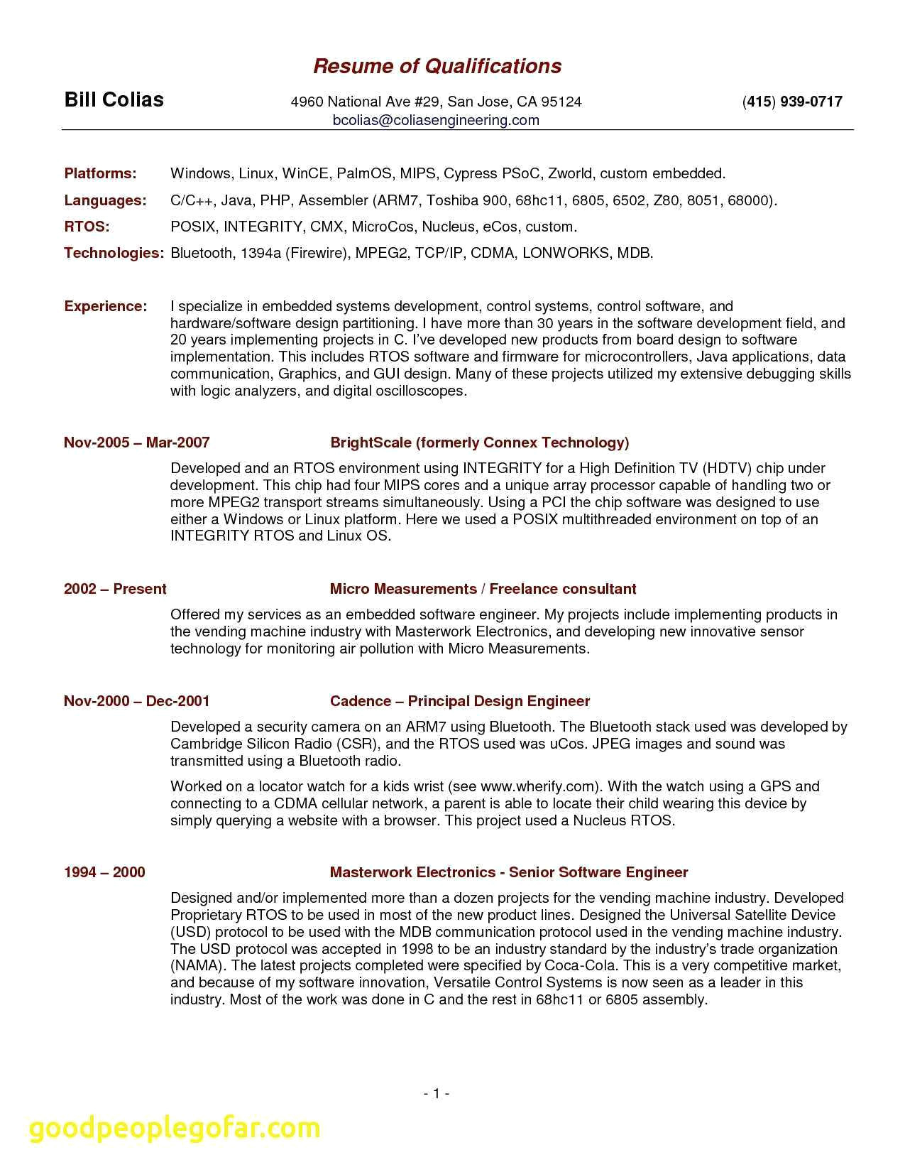 List Languages On Resume - 40 Best Skills for Resumes