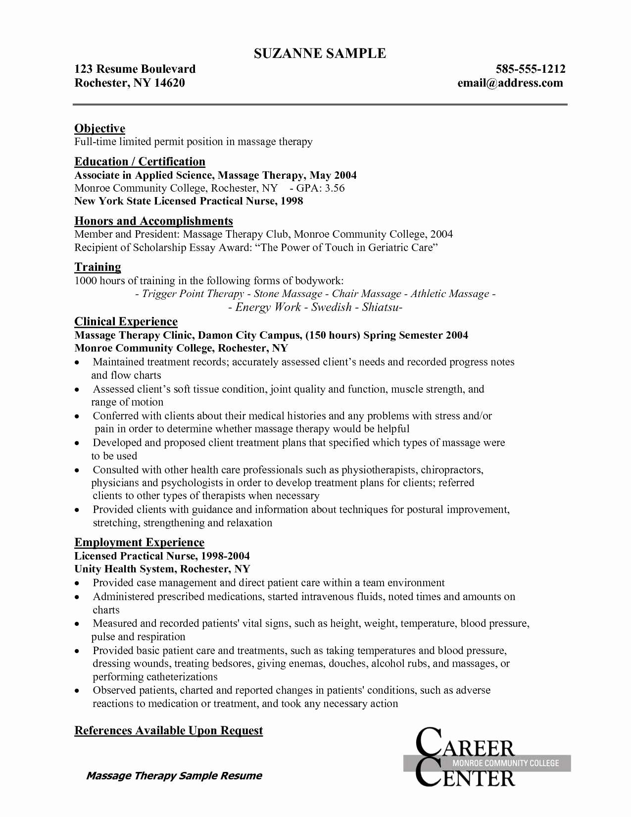 Lpn Resume Sample New Graduate - Recent Graduate Cover Letter Unique Sample Resume for Recent College