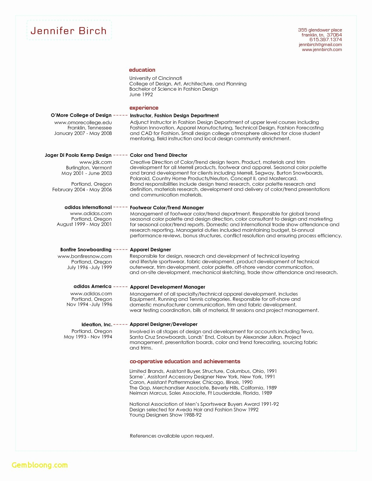 Lpn Resume Template - Example Lpn Resume New Lpn Resume Template Fresh Graduate Resume