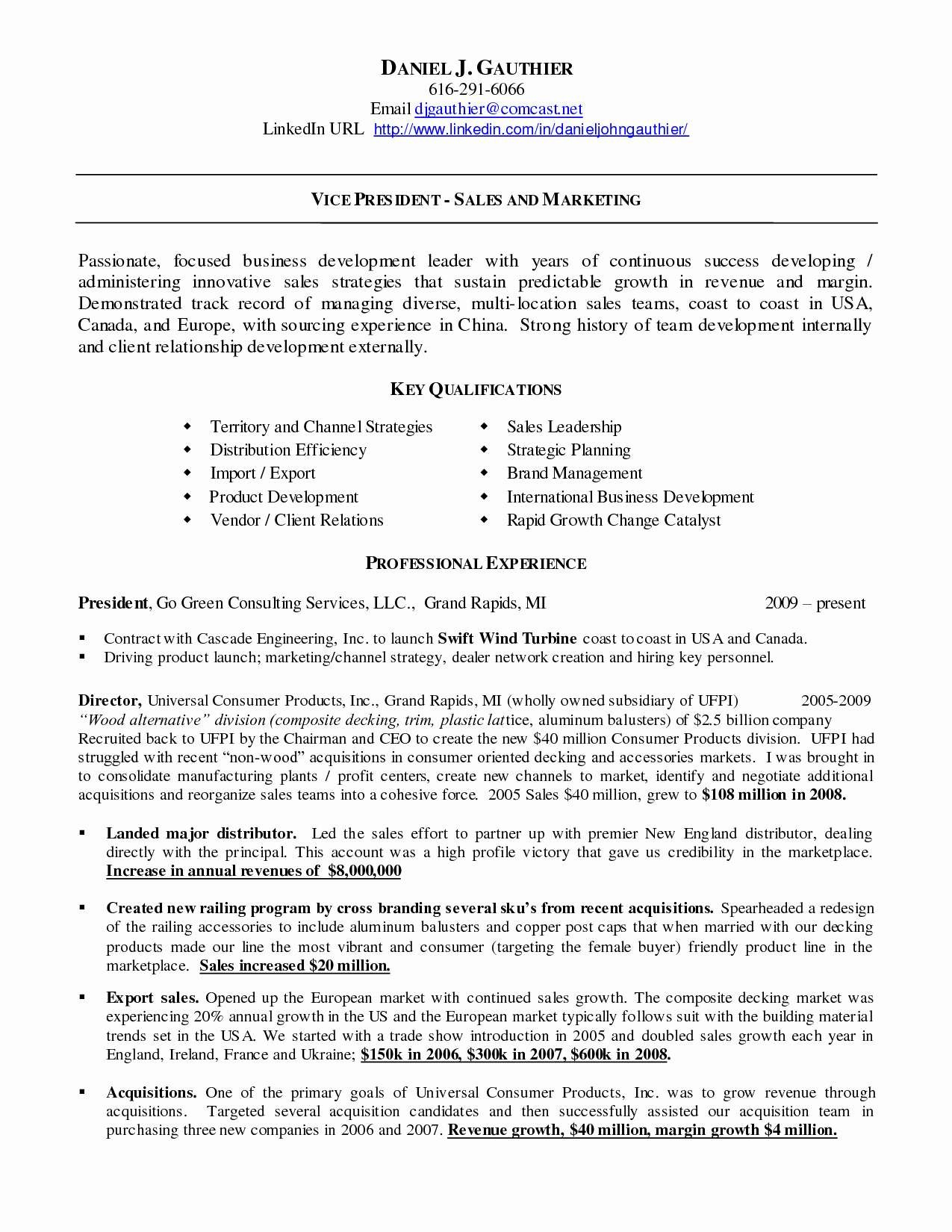 Make Resume From Linkedin - Update Resume Linkedin Unique Ses Resume Examples How to Update