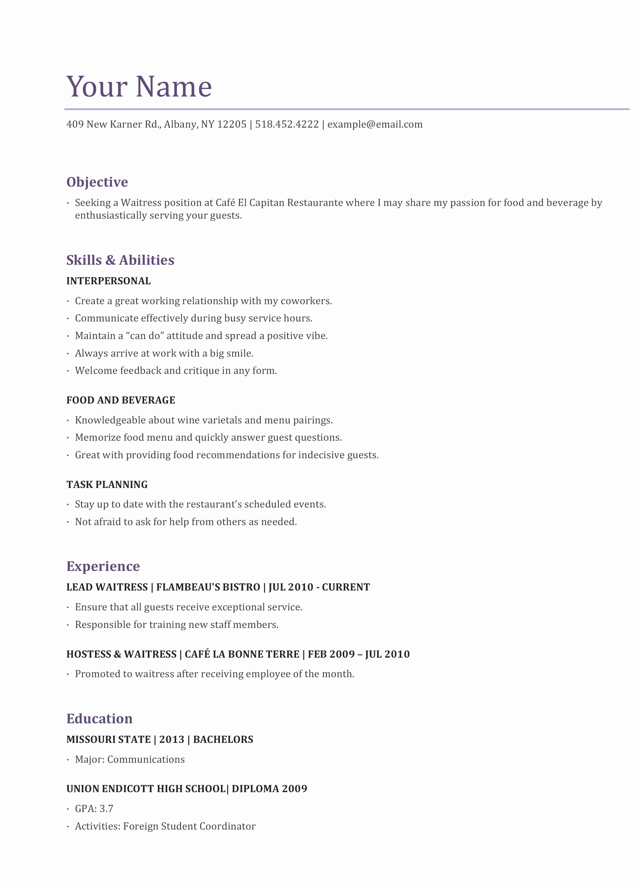 Management Skills Examples for Resume - 22 Unique Management Skills Resume