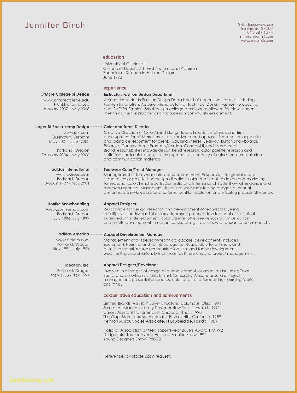 Manufacturing Skills for Resume - Resume Experience Example Fresh Resume for It Job Unique Best