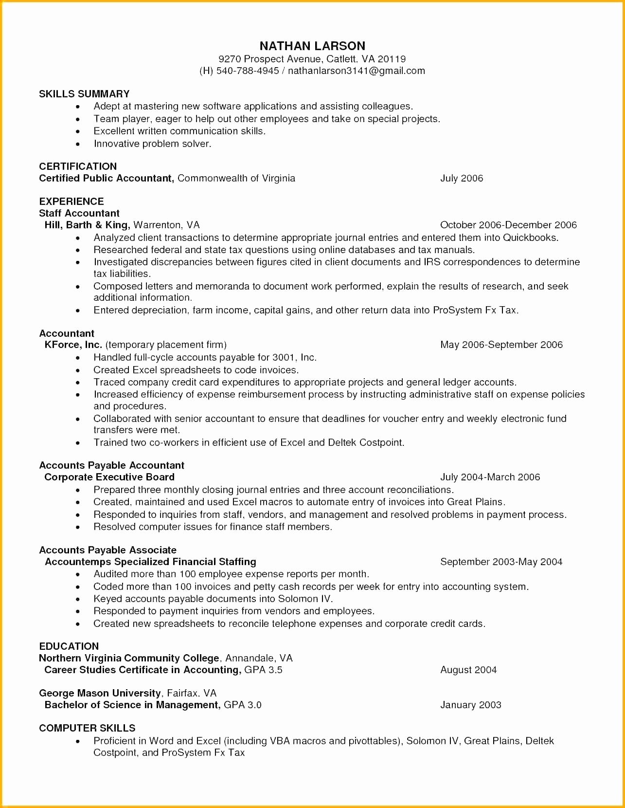 Marissa Mayer Resume Template Download - 27 Beautiful Stock Marissa Mayer Resume Template Word