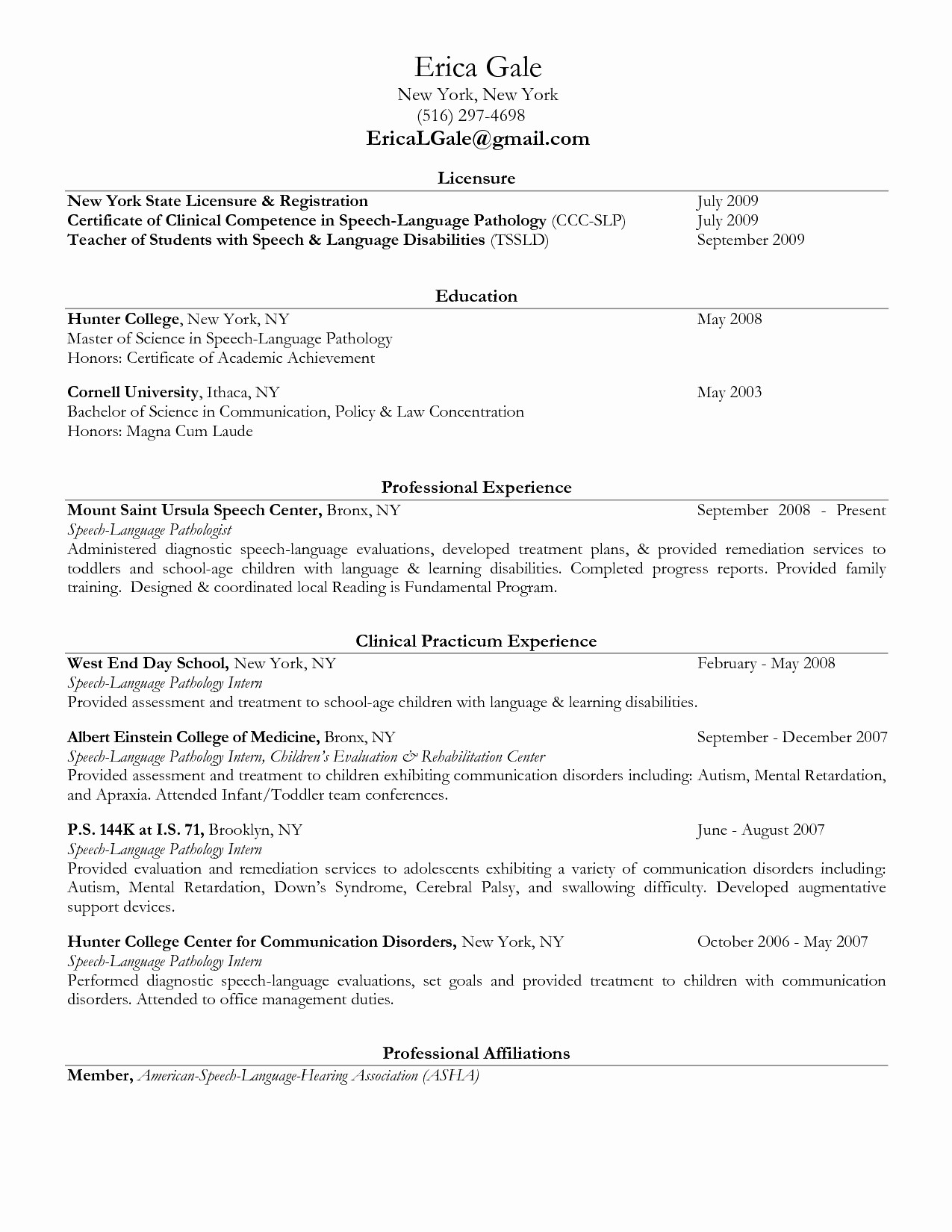 Massage therapy Resume Template - Massage therapy Resume Best Objective Resume Examples Fresh