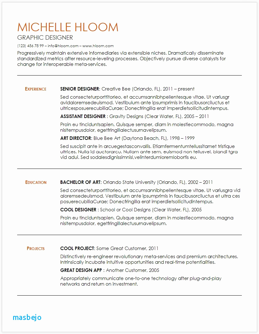 Mccombs School Of Business Resume Template - Mc Bs Business School Resume Template Mc Bs Resume Template Resume
