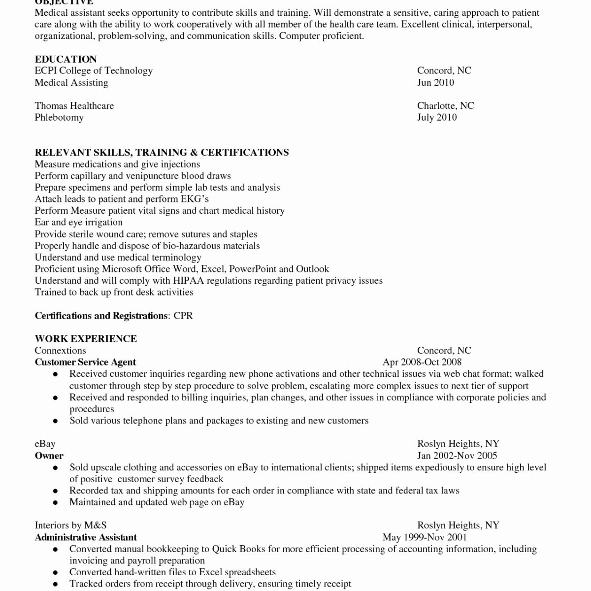 Medical Administrative assistant Resume - Medical Administrative assistant Resume Magnificent Inspirational