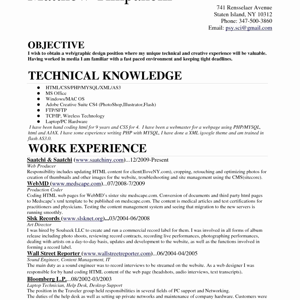 Medical Billing Resume Examples - Medical Coder Resume Example Inspirational Medical Billing Resume