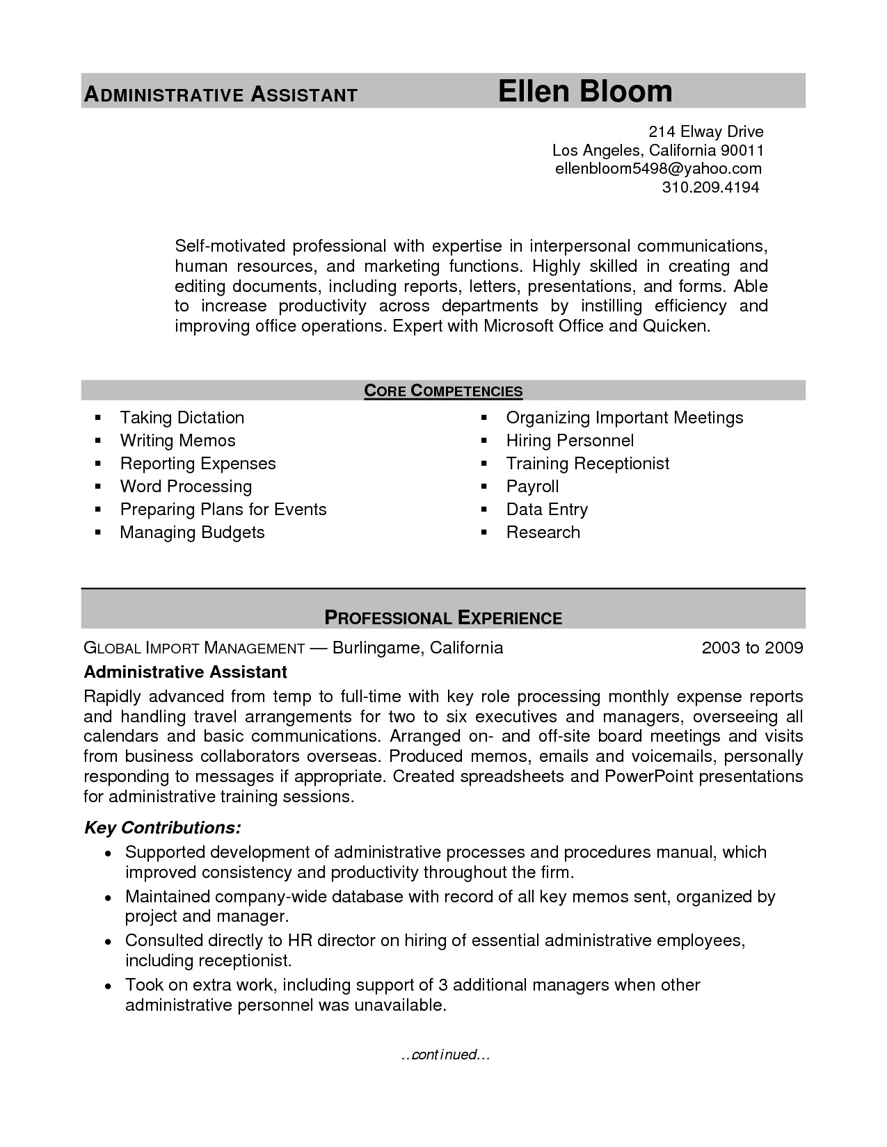 Medical Office Manager Resume Template - 25 Medical Fice Manager Resume Sample