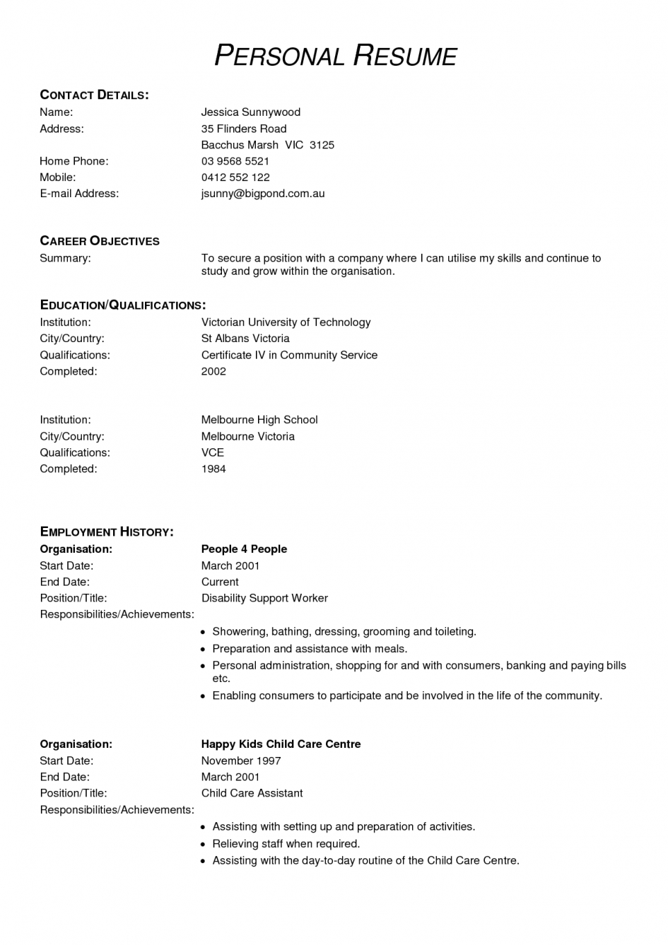 Medical Receptionist Resume Template - Download Elegant Sample Medical Receptionist Resume
