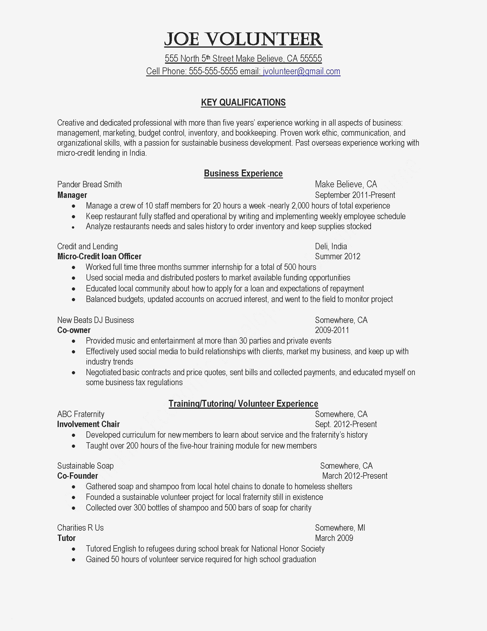 Mergers and Acquisitions Resume Template - Resume Sample Server