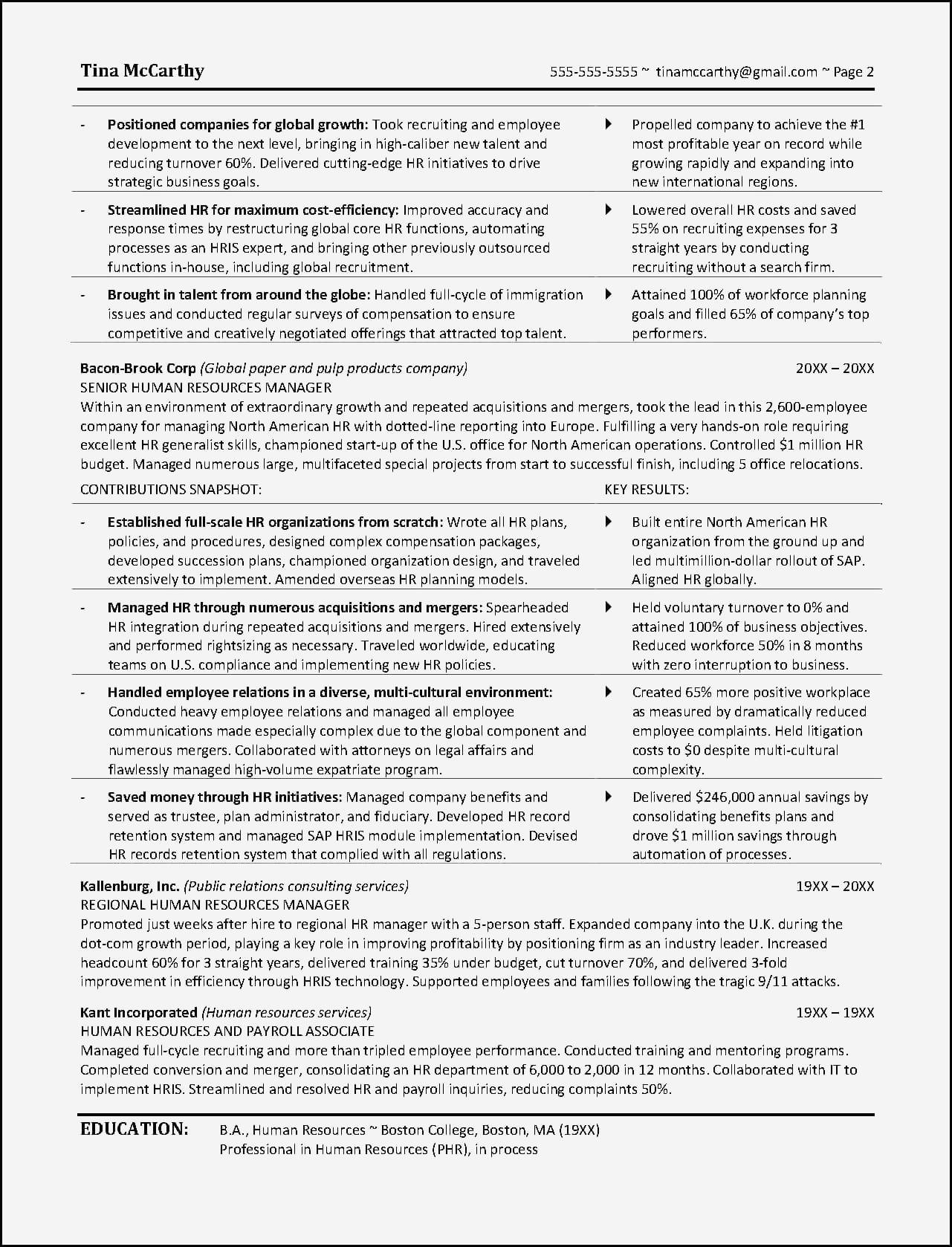 Mergers and Acquisitions Resume Template - Resume Template Examples Fresh 20 Resume Objective Examples Entry