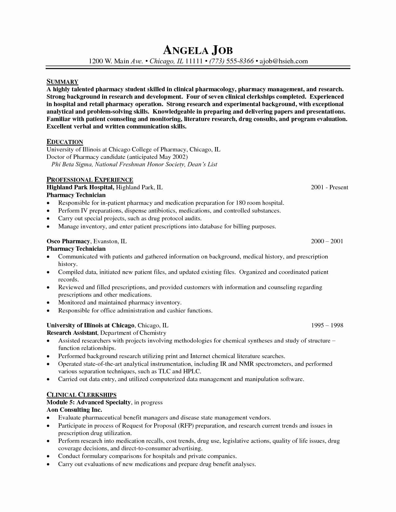 Microbiology Lab assistant Resume - Microbiology Resume Samples Best Resume Profiles Examples What to