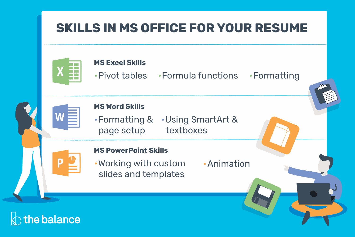 Microsoft Office Resume - Microsoft Fice Skills for Resumes