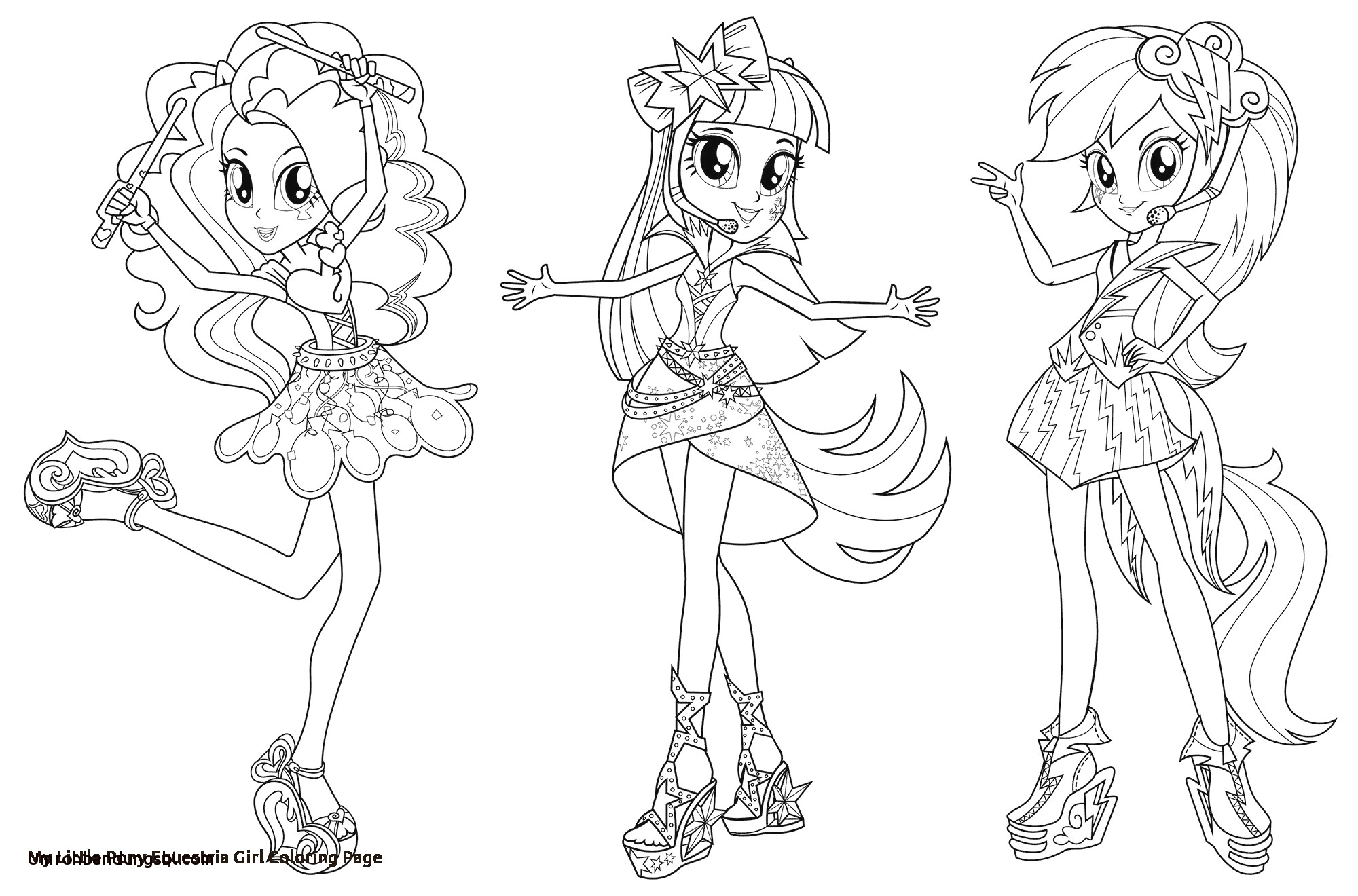 Mlp Resume - Pinkie Pie Coloring Pages to Print Lovely My Little Pony Coloring