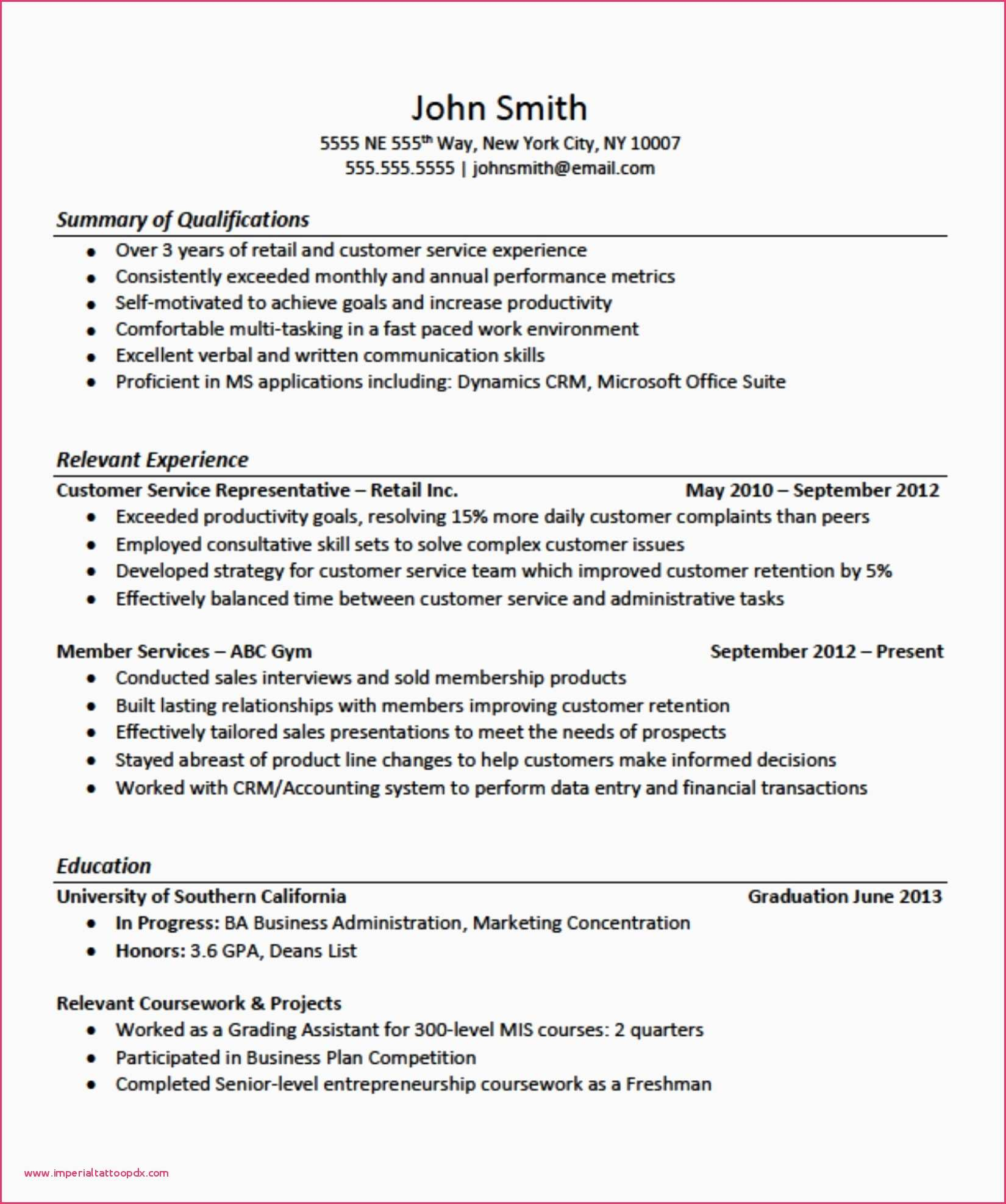 Multitasking Resume - Sample Resume with Microsoft Fice Experience Resume for No