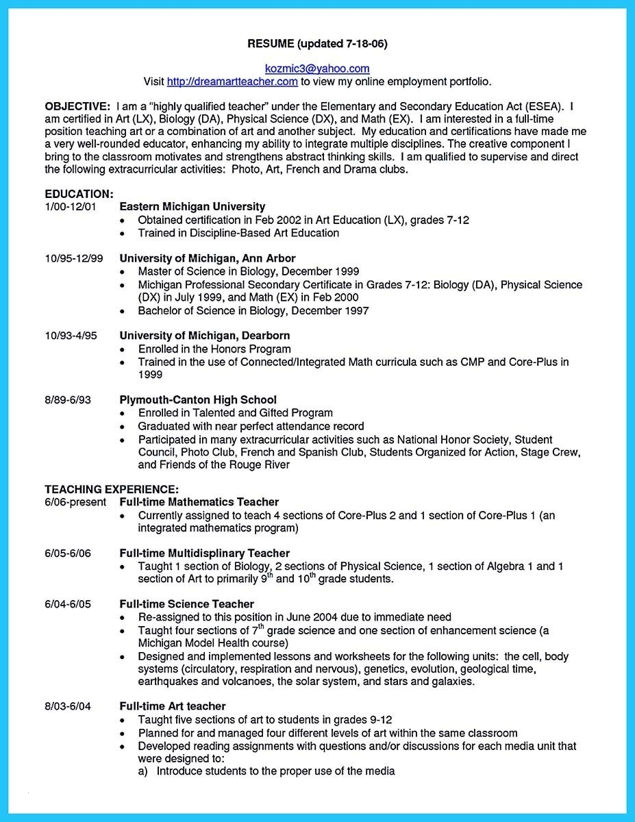 Music Resume Template - Resume for Model Unique Resume Tutor New Tutor Resume Example