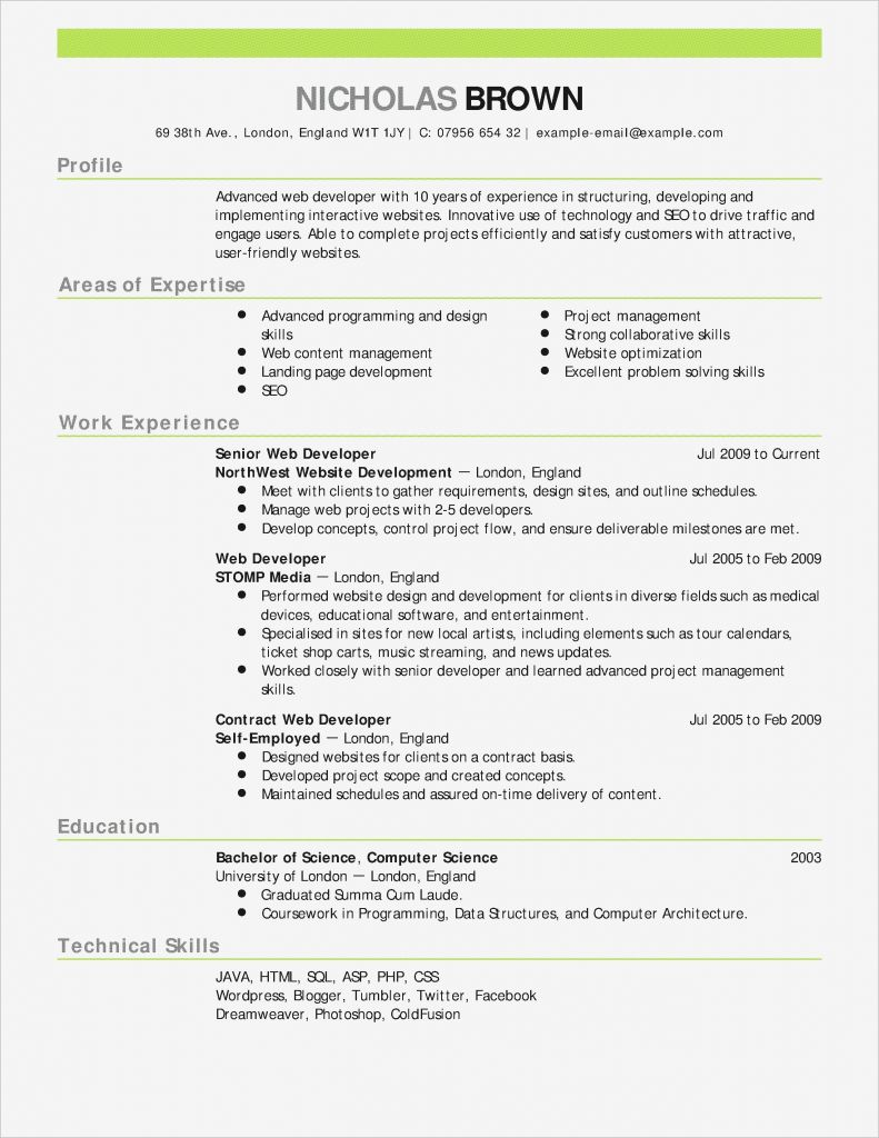 Music Teacher Resume Template - Elementary Teacher Resume Template Valid Elementary Teacher Resume