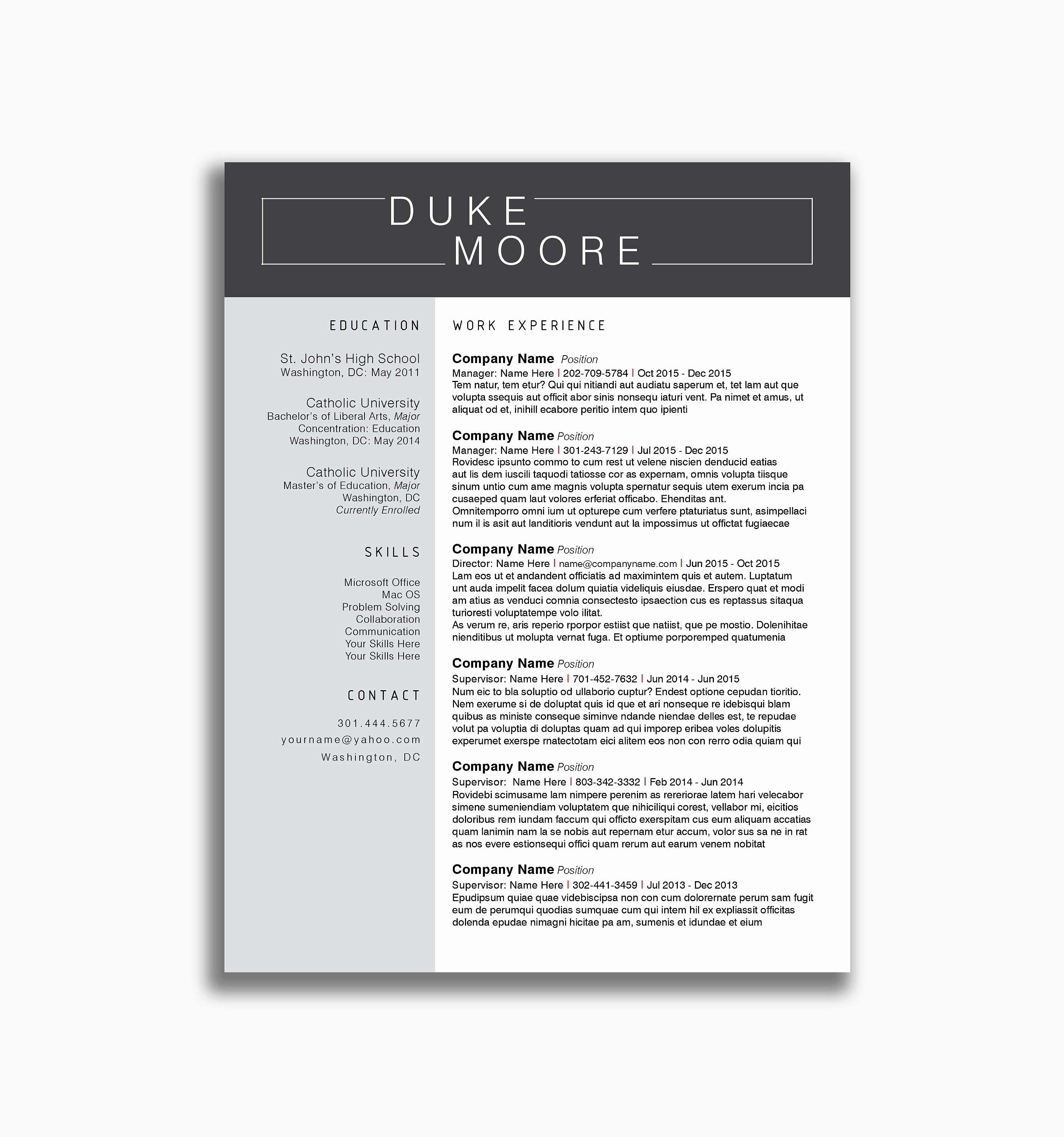 My Perfect Resume Phone Number - My Perfect Resume Phone Number Luxury How to Write the Perfect