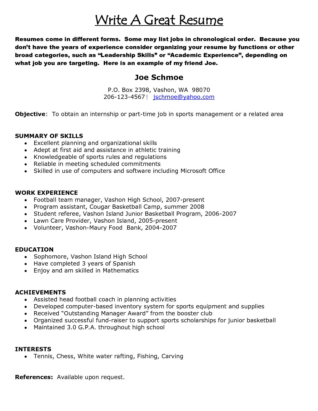 My Perfect Resume Safe - My Perfect Resume Contact Unique Beautiful Development Resume Sample