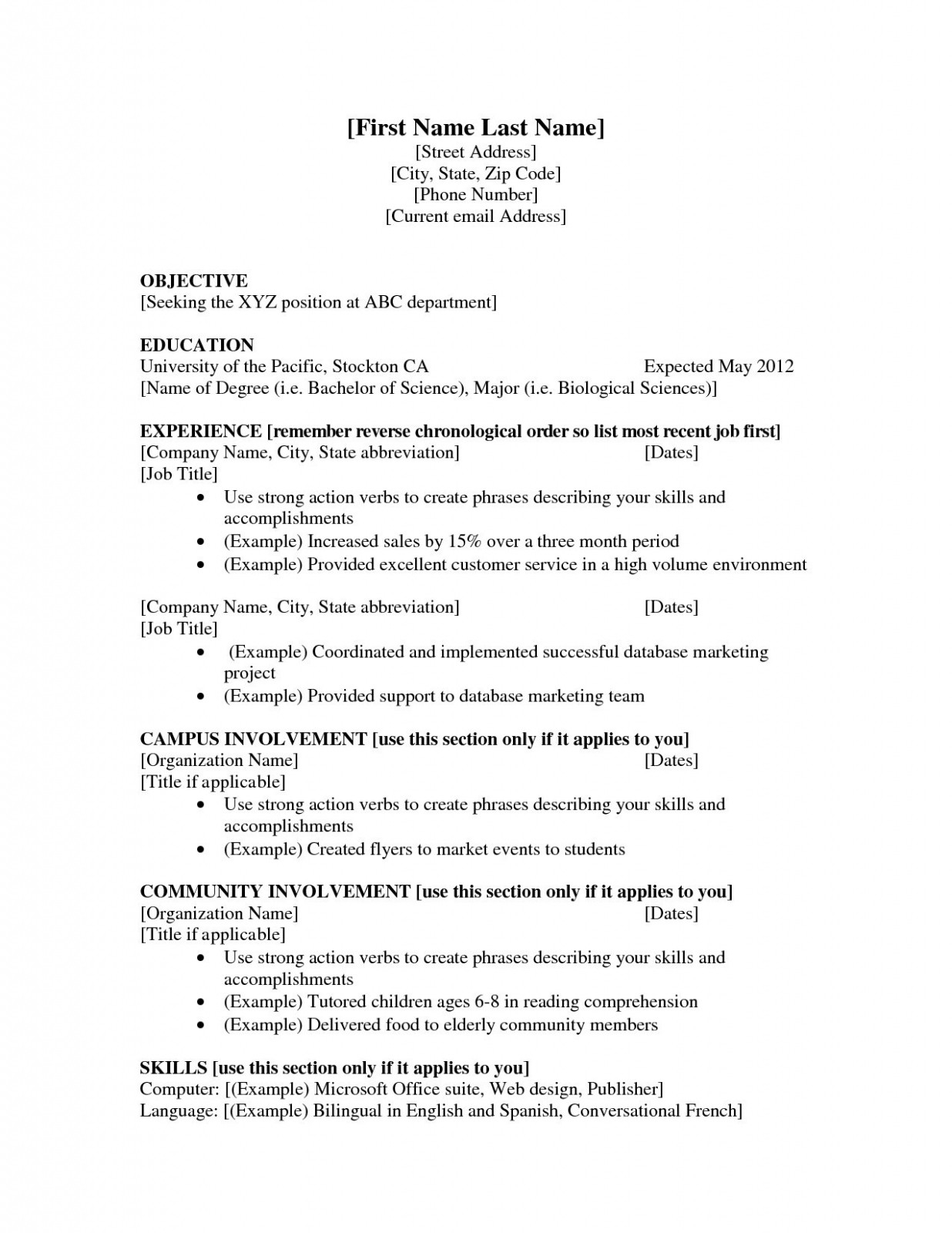 New Graduate Nurse Practitioner Resume Template - 24 Nurse Practitioner Resume Template