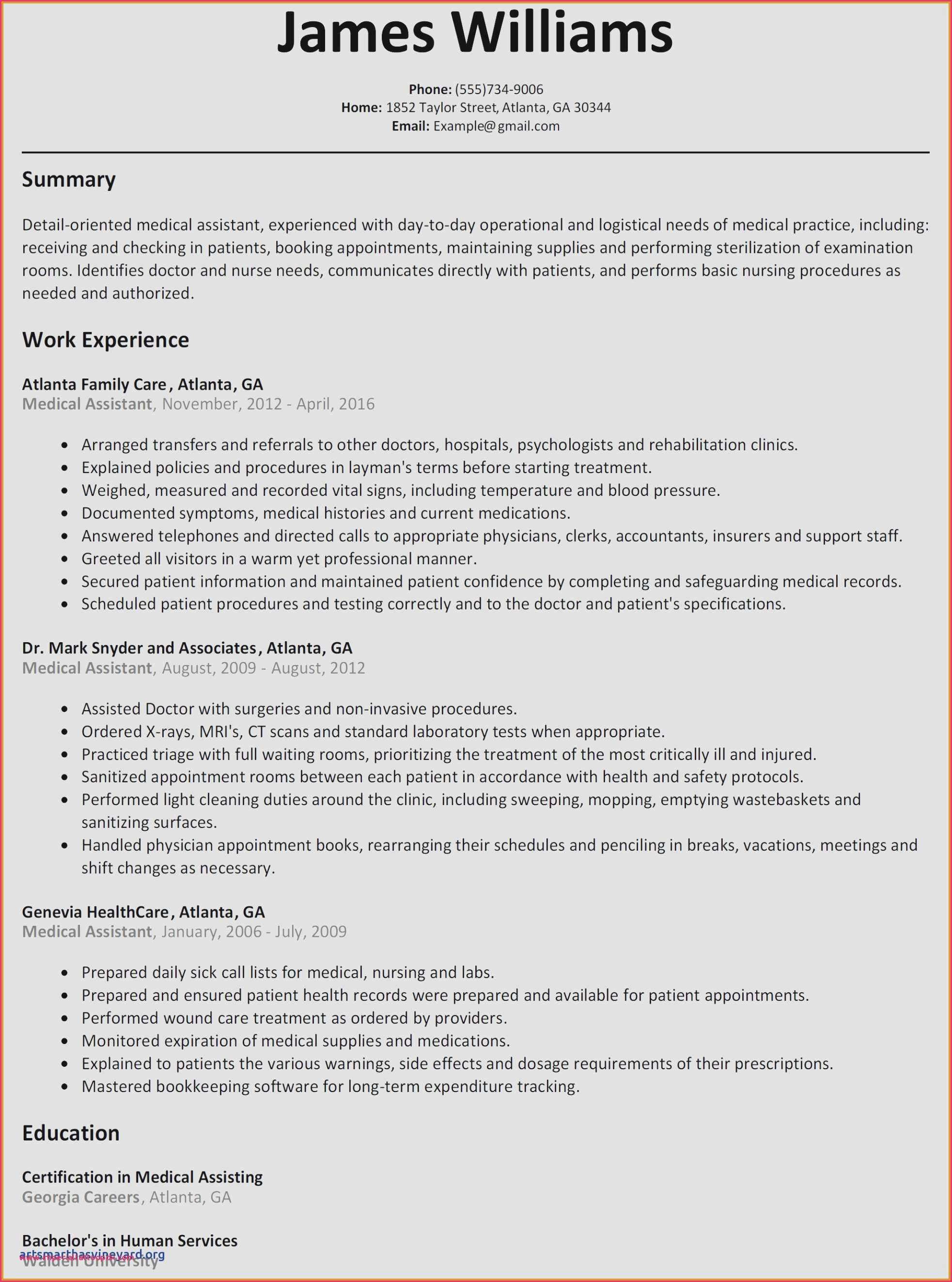Nursing Resume Template Word - Nursing Award Certificate Templates top Resume Template Samples Word