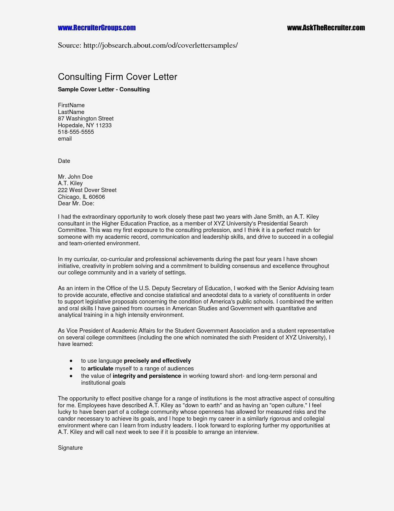 Objetivo Para Resume - Example Covering Letter for Employment Inspiration Exemple De Cv
