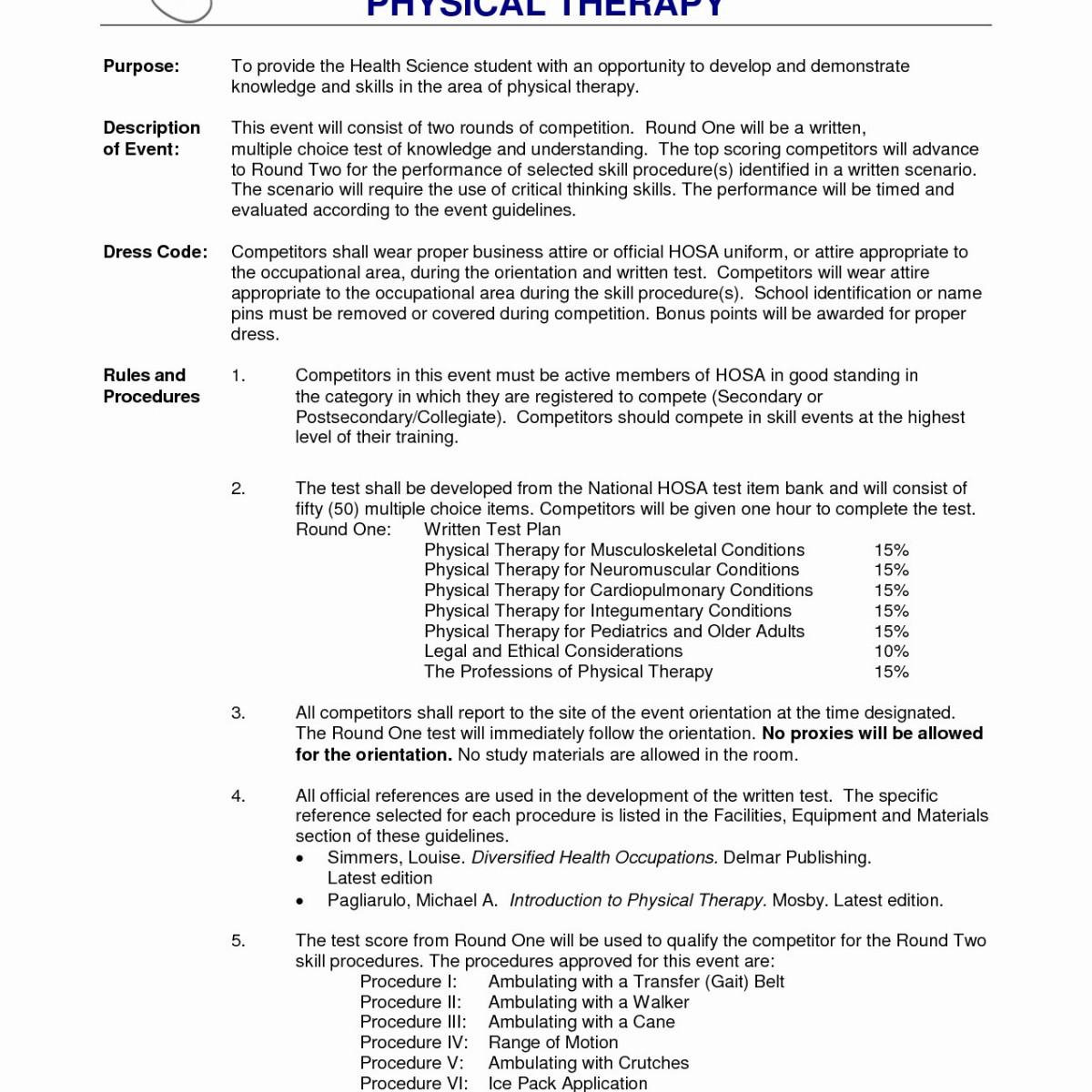 Occupational therapy Resume Template - 35 Elegant Sample Physical therapy Resume J0q