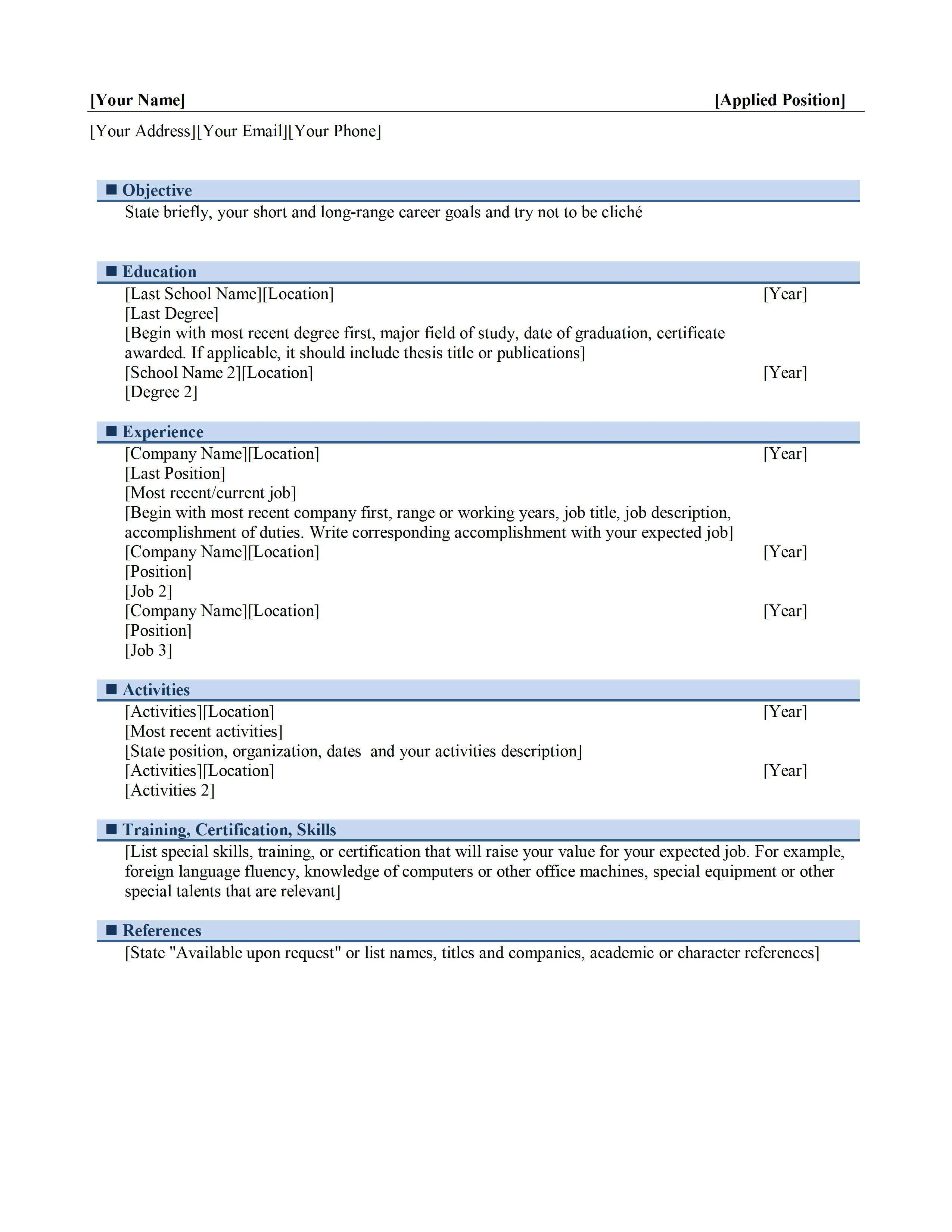 office equipment list for resume example-fice Equipment List for Resume 21 fice Equipment List for Resume 6-t
