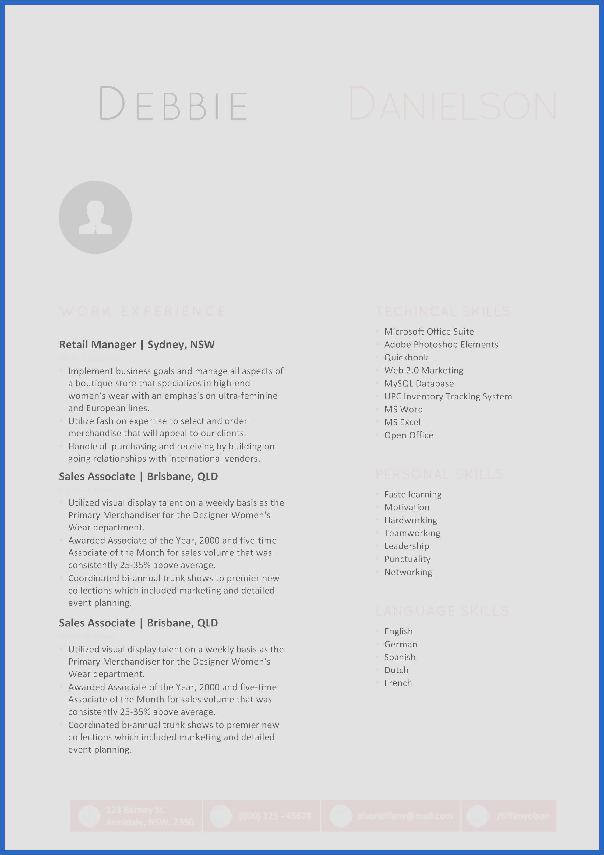 Open Office Resume Cover Letter Template - 29 Cover Letter for Manager Position