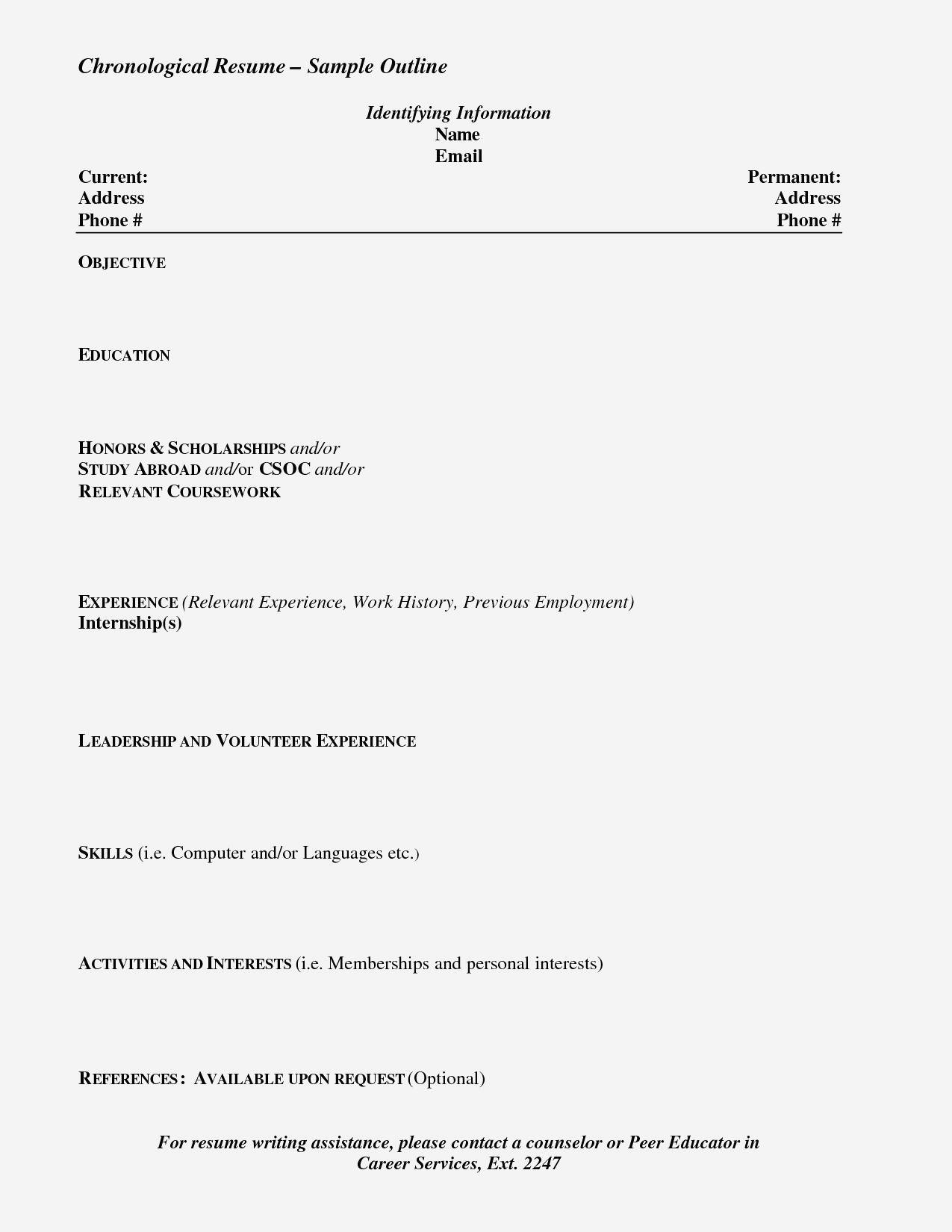 Open Office Resume Template 2017 - 20 Inspirant Template Cv Open Fice Lucybug