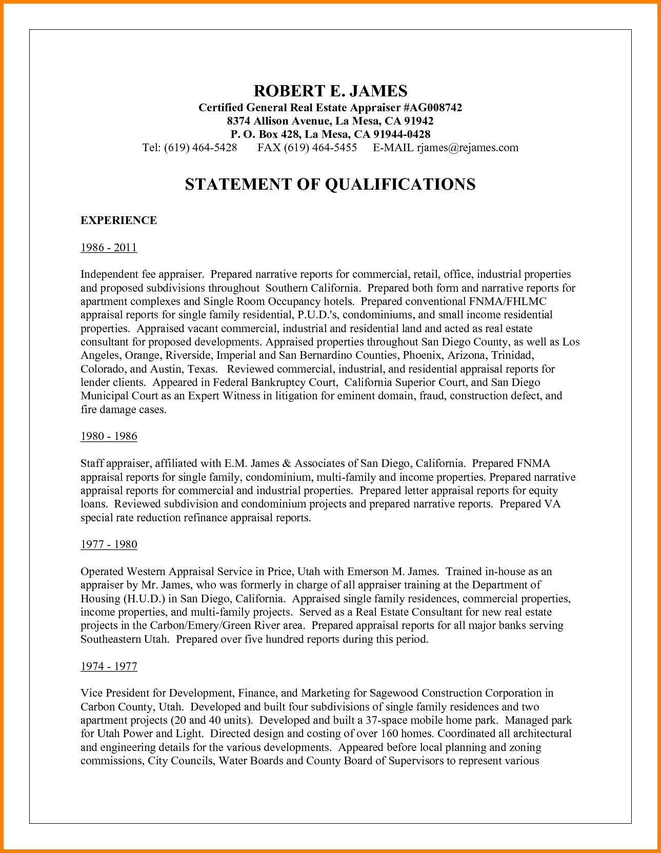 Opera Resume Template - Narrative Resume Sample Best Narrative Resume Samples Unique Opera